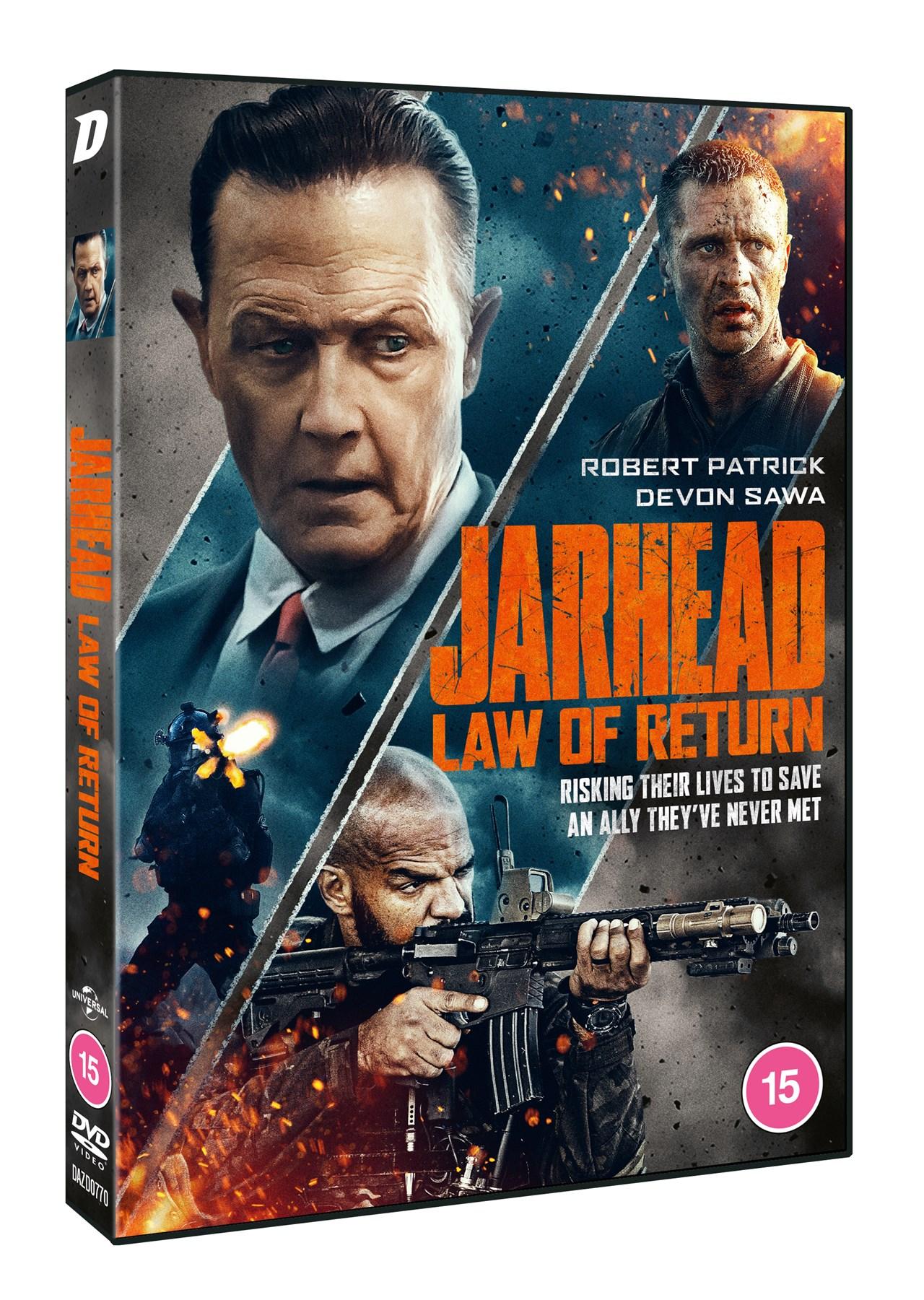 Jarhead: Law of Return - 2