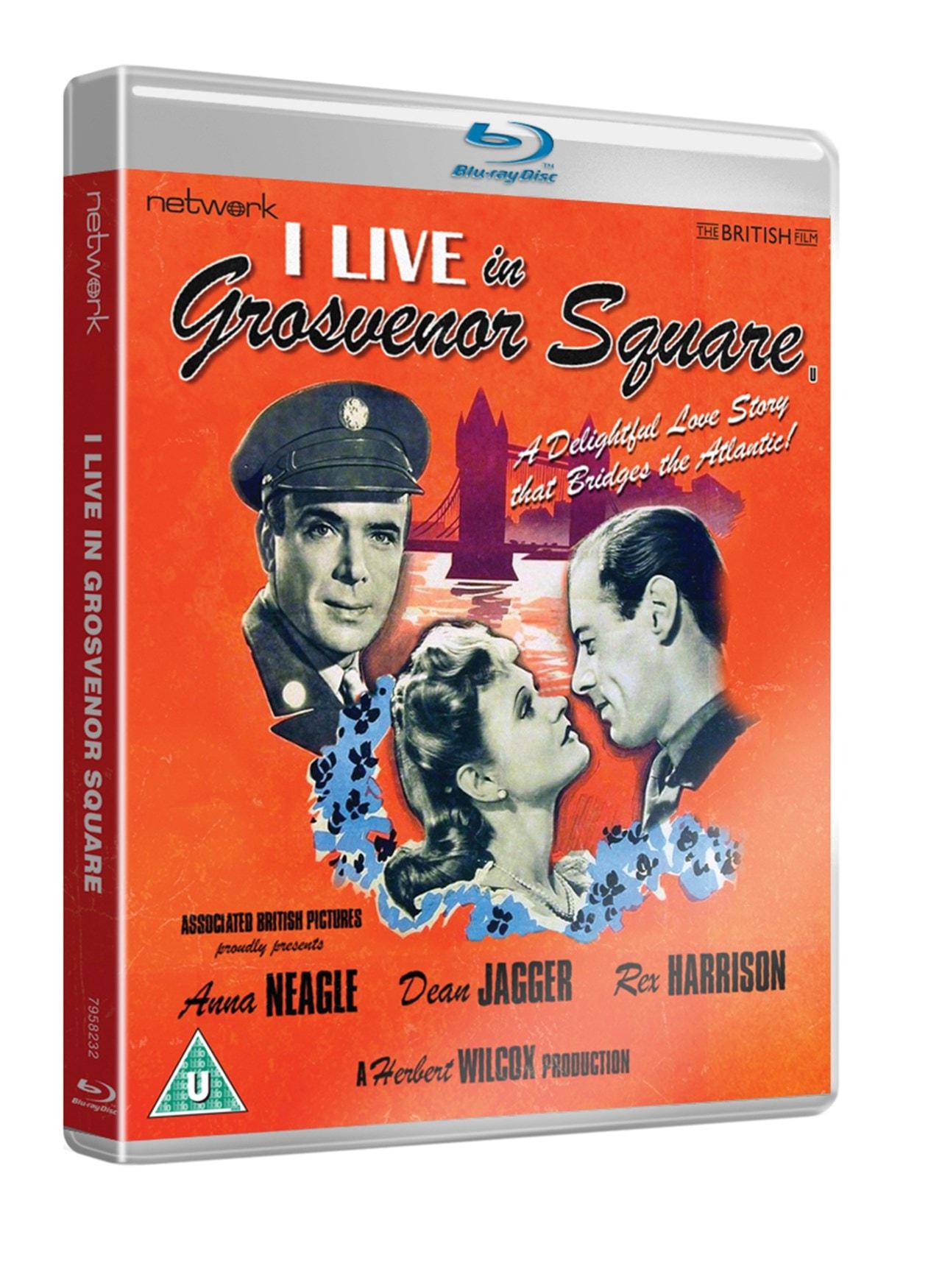 I Live in Grosvenor Square - 2