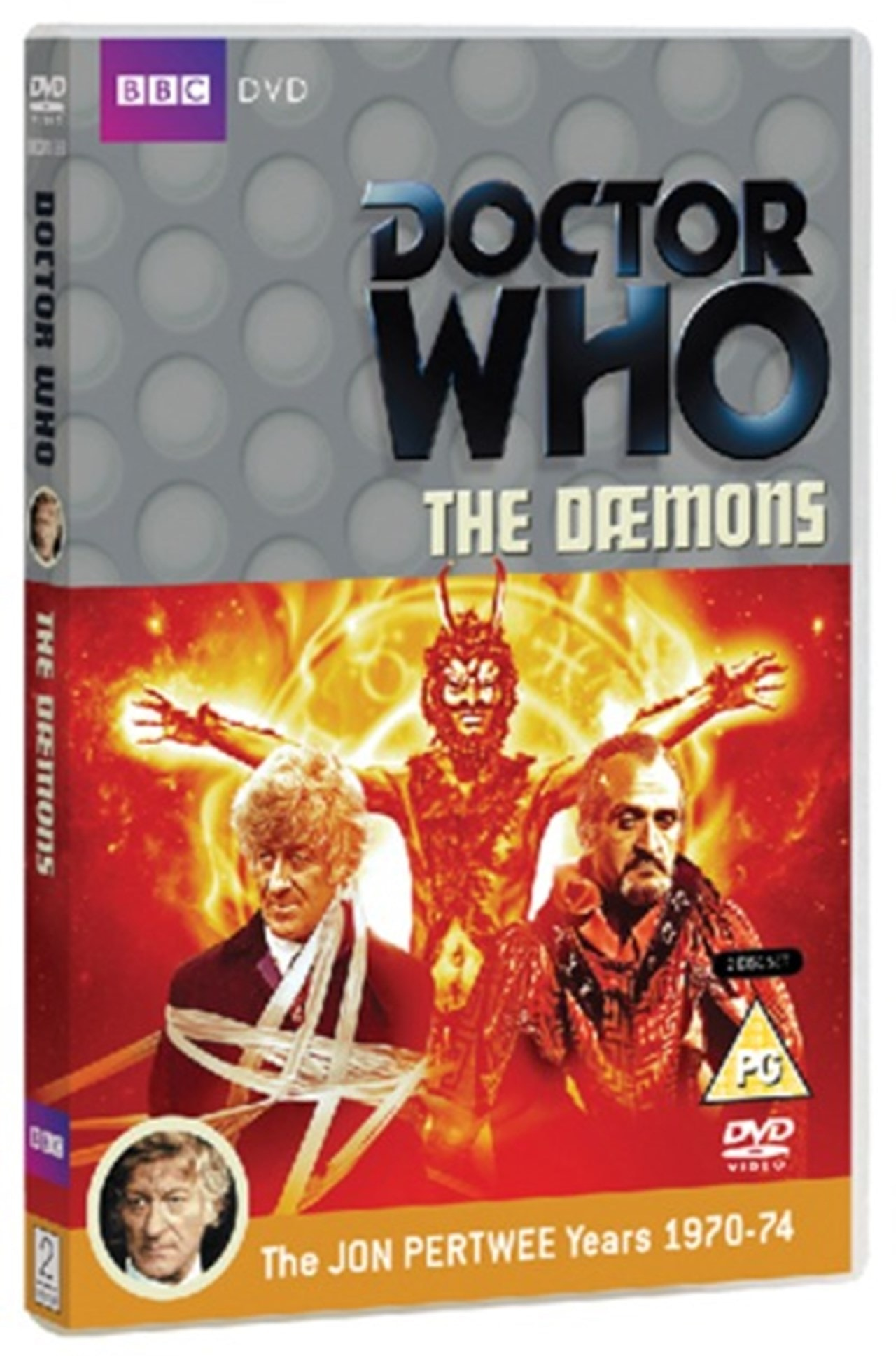 Doctor Who: The Daemons - 1