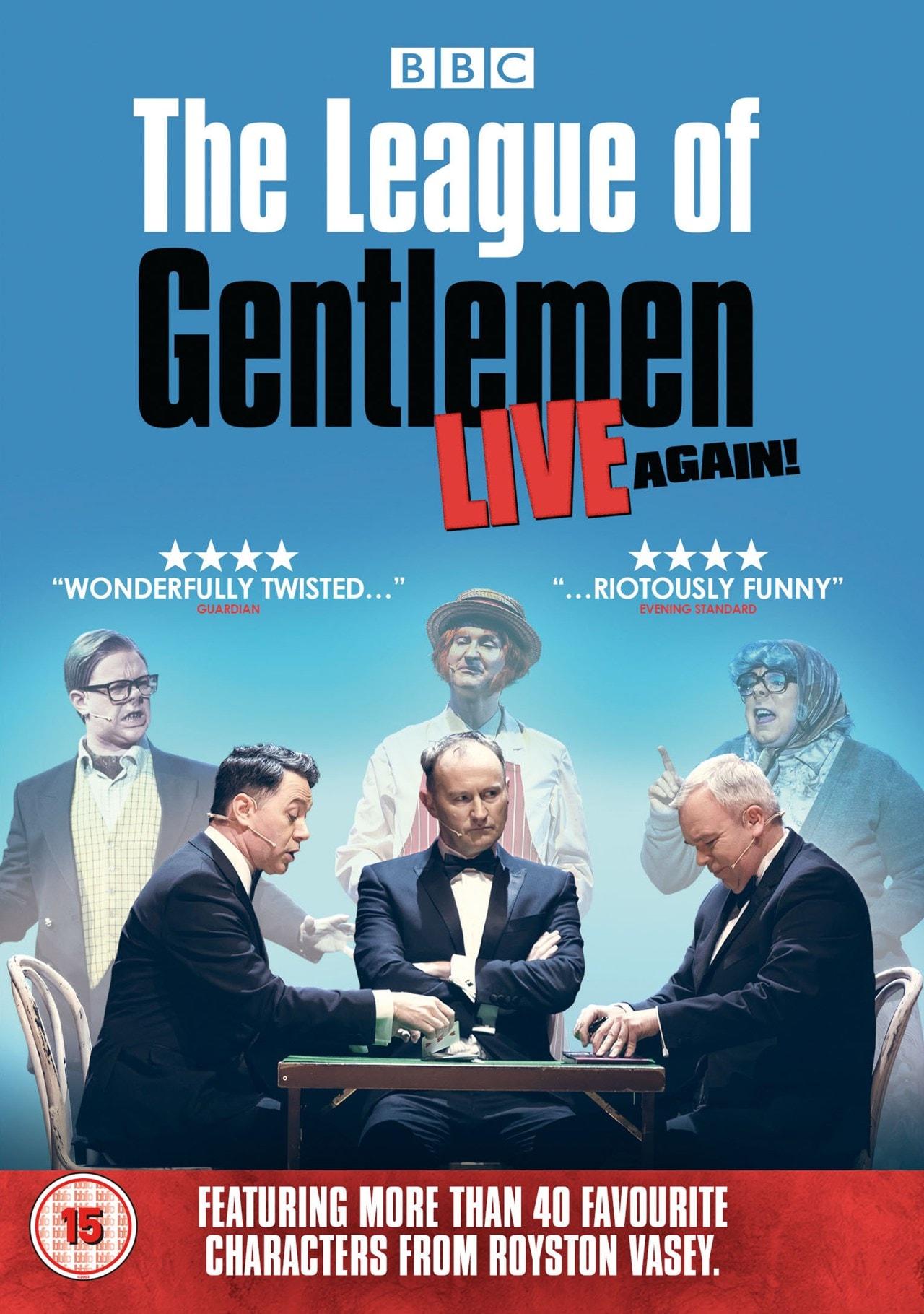 The League of Gentlemen: Live Again! - 1