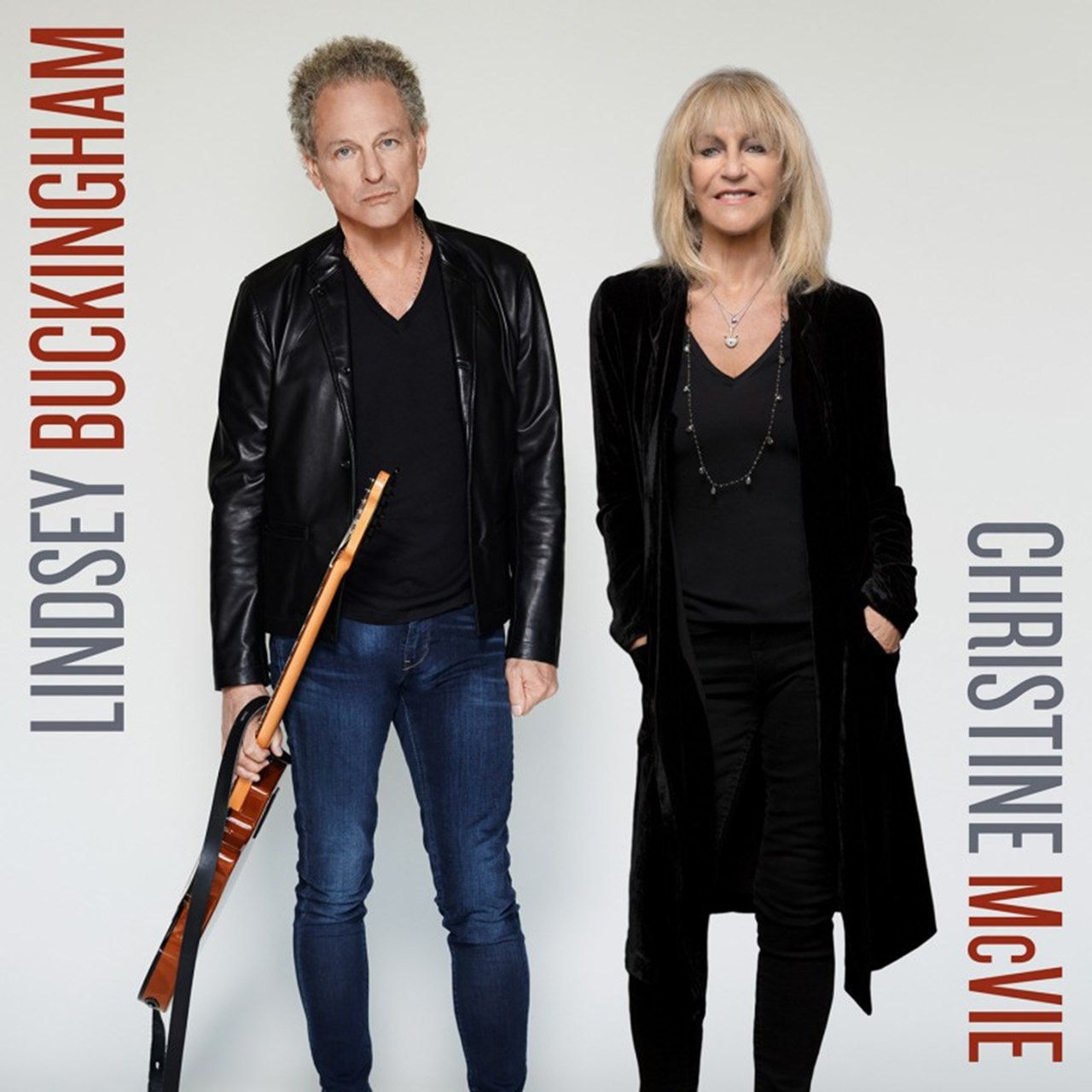 Lindsey Buckingham/Christine McVie - 1