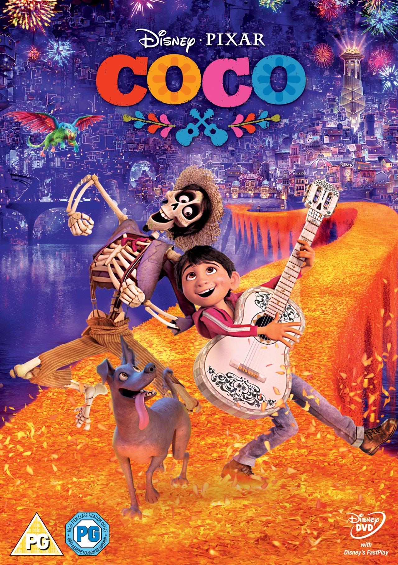 Coco | DVD | Free shipping over £20 | HMV Store