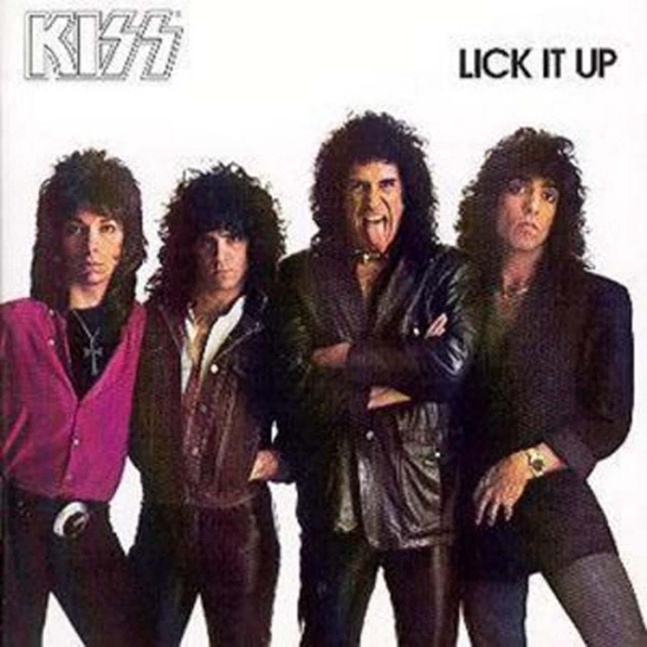 Lick It Up - 1