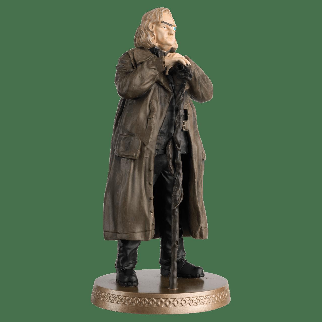 Mad-Eye Moody Figurine: Harry Potter Hero Collector - 3