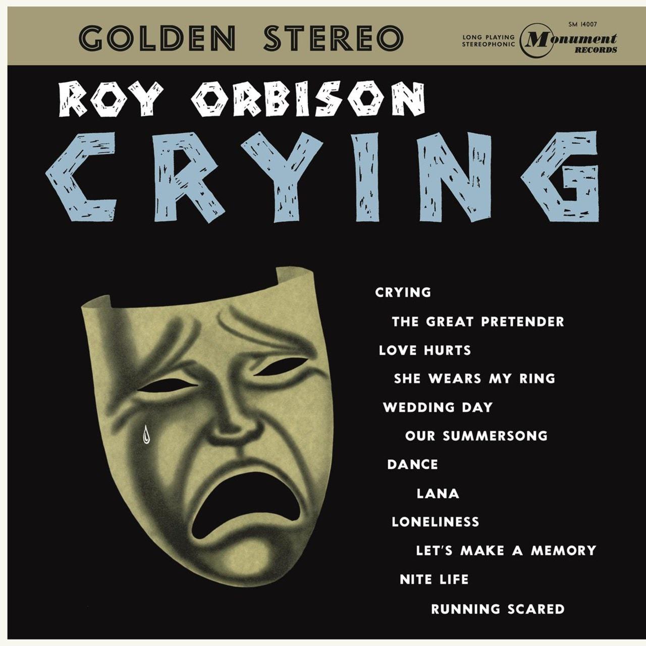 Crying - 1