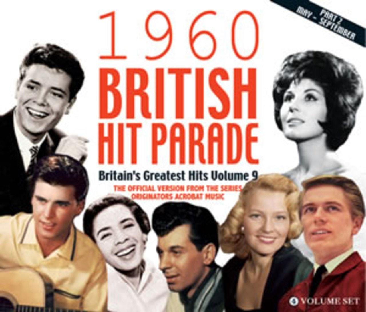 1960 British Hit Parade Part 2: Britain's Greatest Hits - Volume 9 - 1
