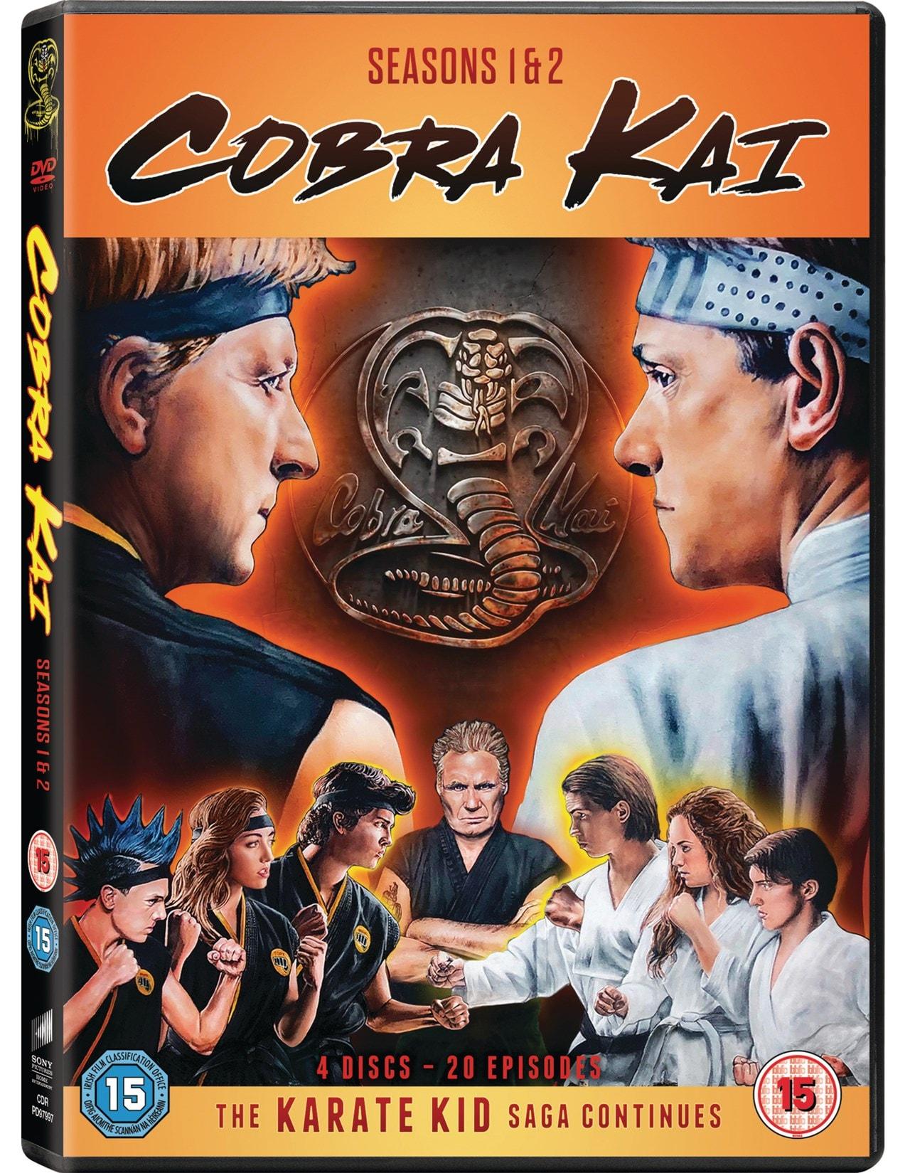 Cobra Kai: Season 1 & 2 - 2