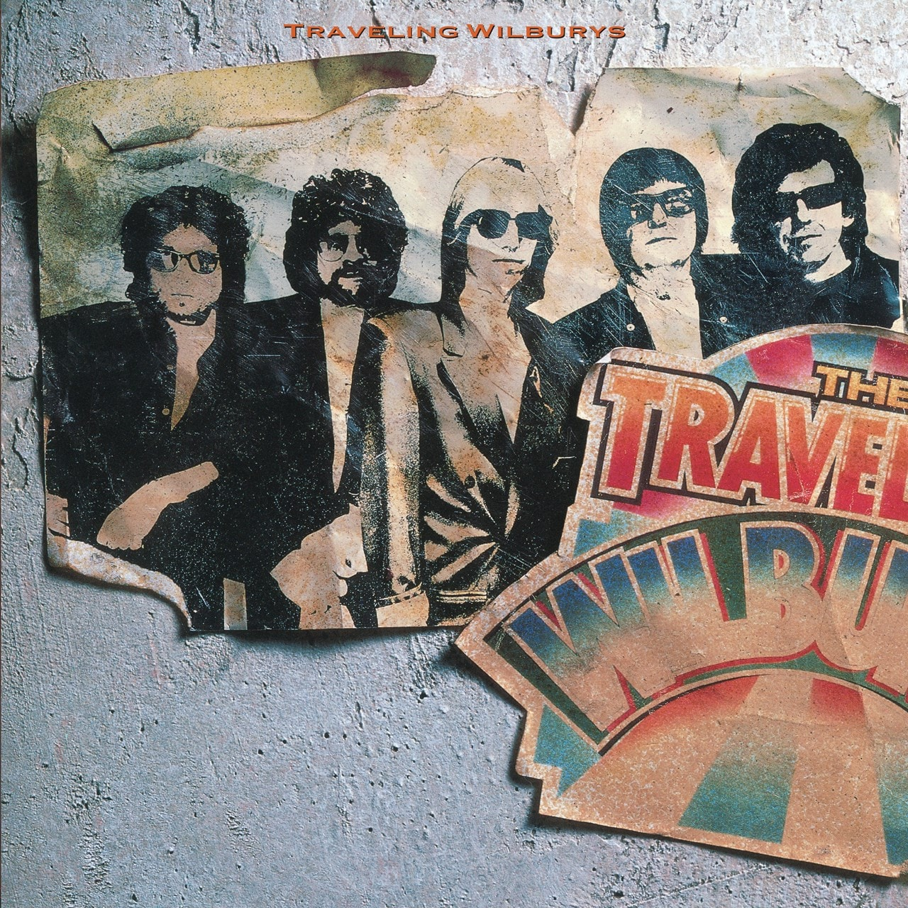The Traveling Wilburys - Volume 1 - 1