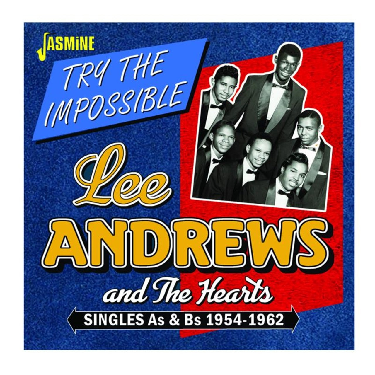 Try the Impossible: Singles As & Bs 1954-1962 - 1