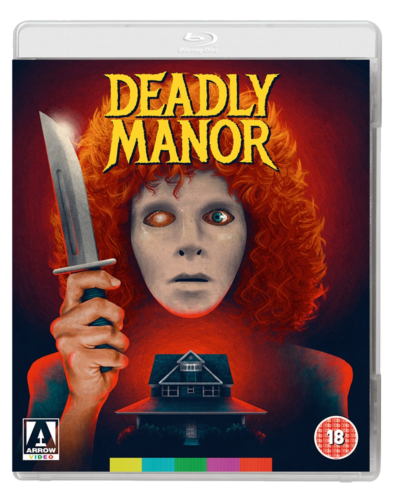 Deadly Manor - 1