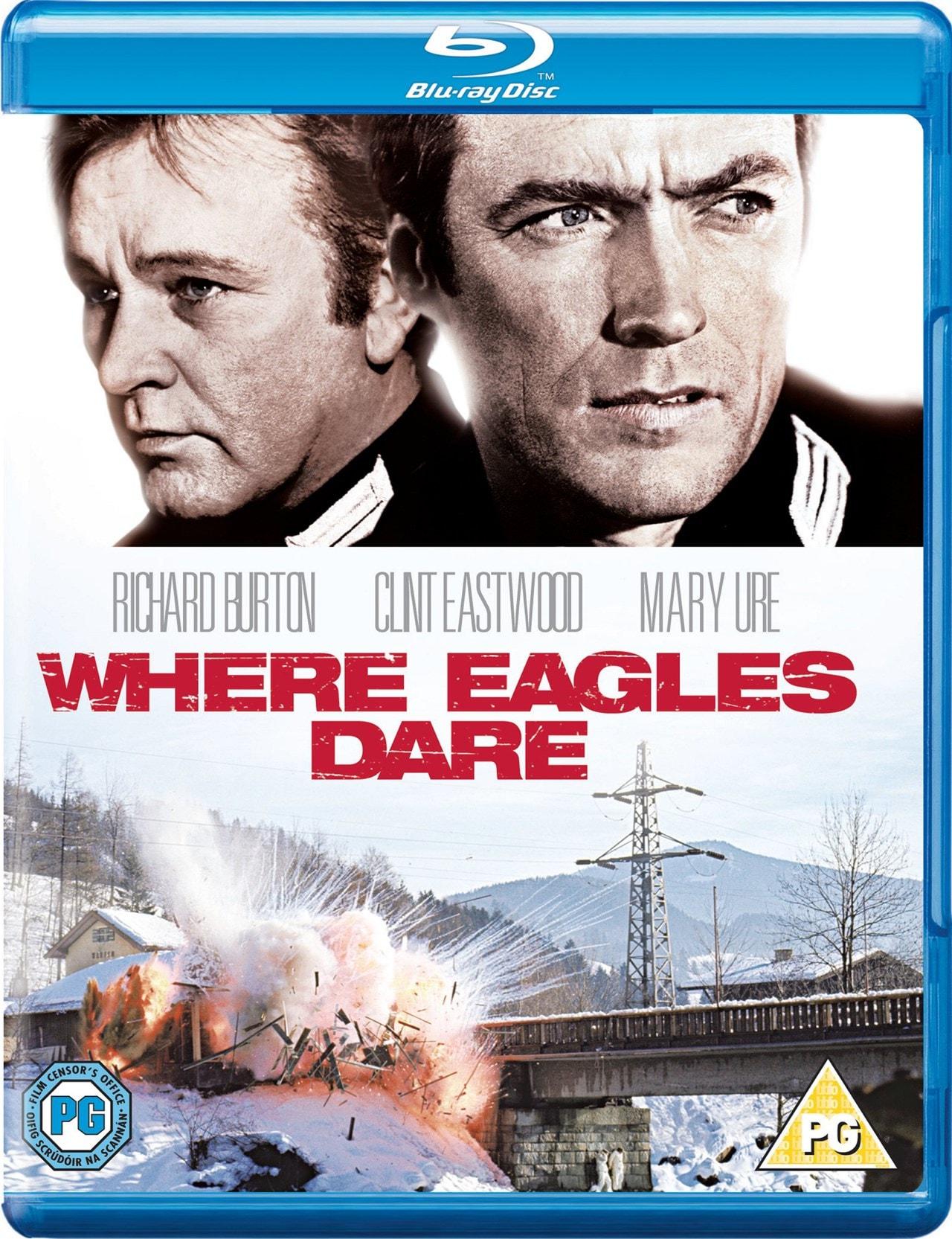 Where Eagles Dare - 1