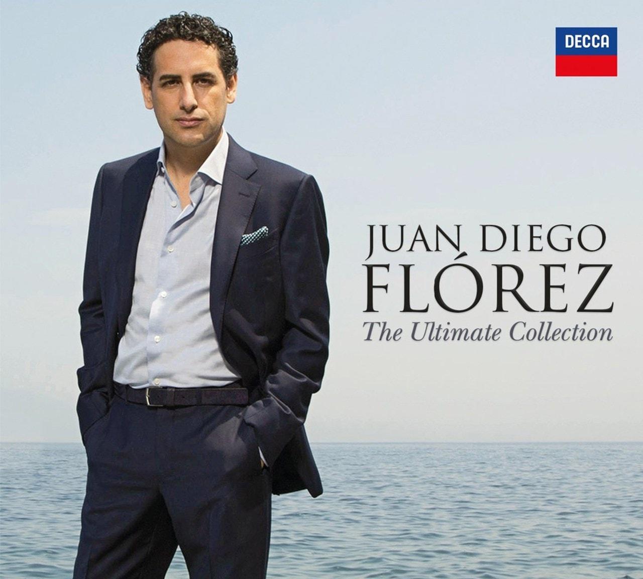Juan Diego Florez: The Ultimate Collection - 1