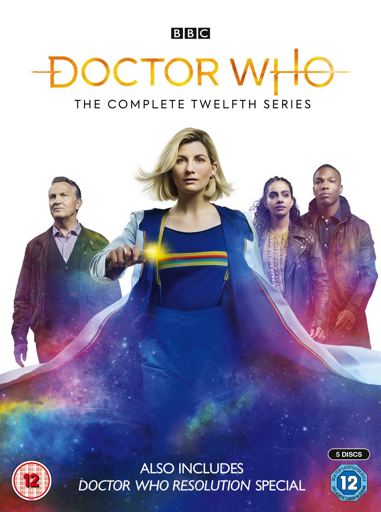 Doctor Who: The Complete Twelfth Series - 1