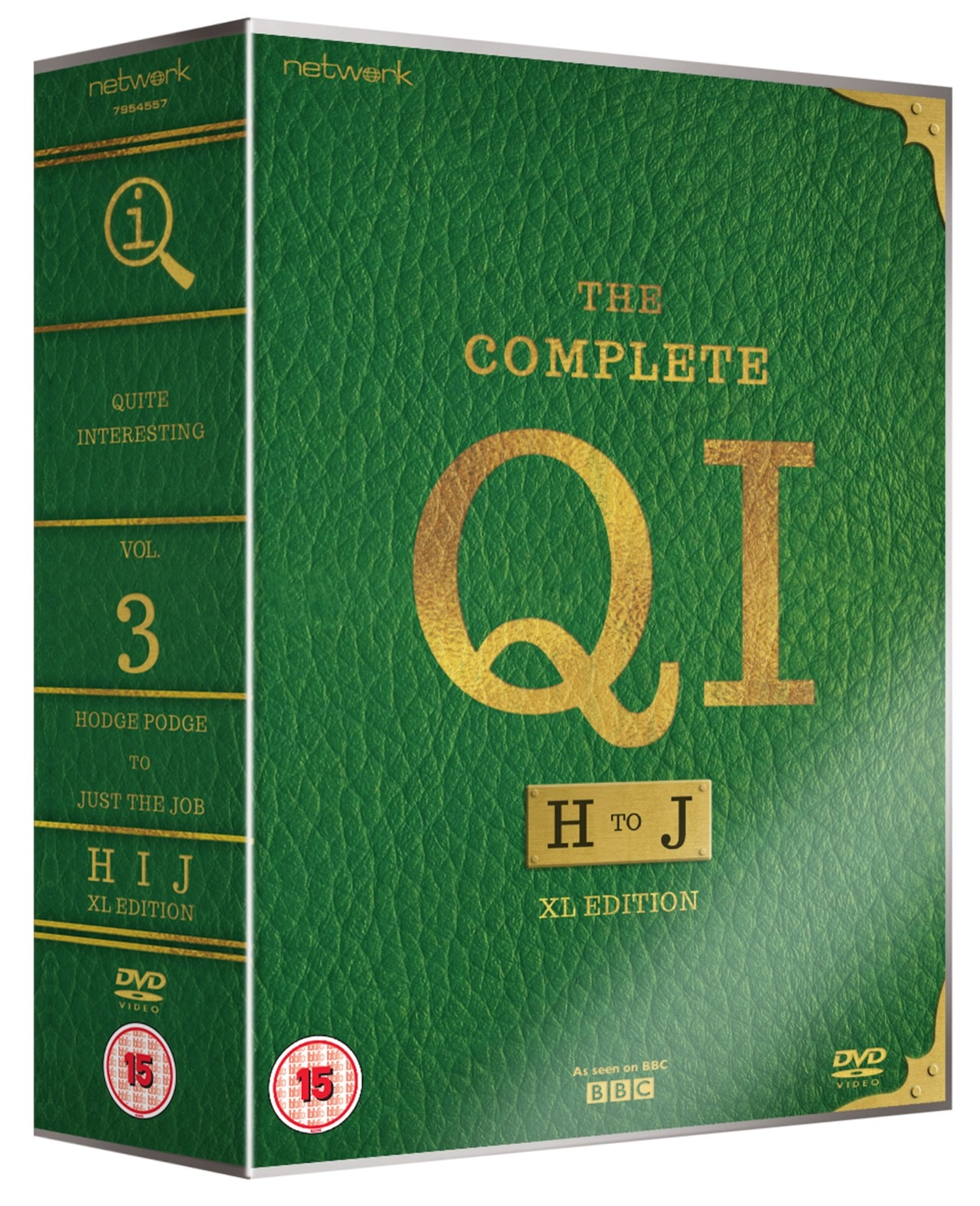 QI: The Complete H to J - 2