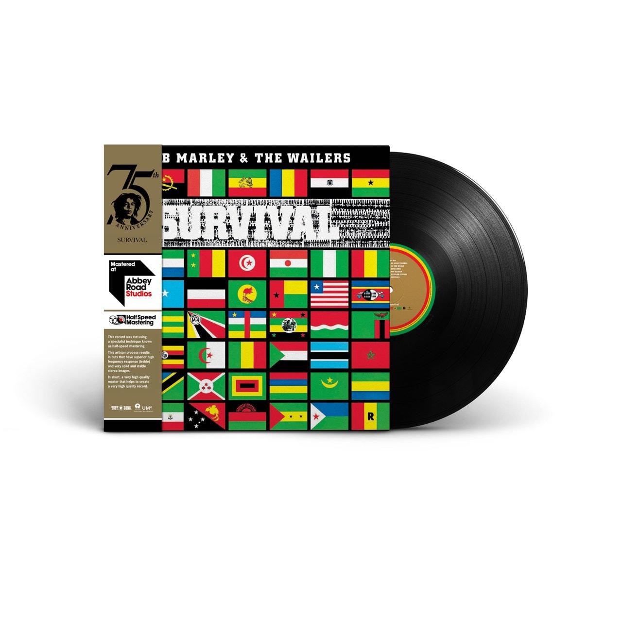 Survival (Half-speed Master) - 1