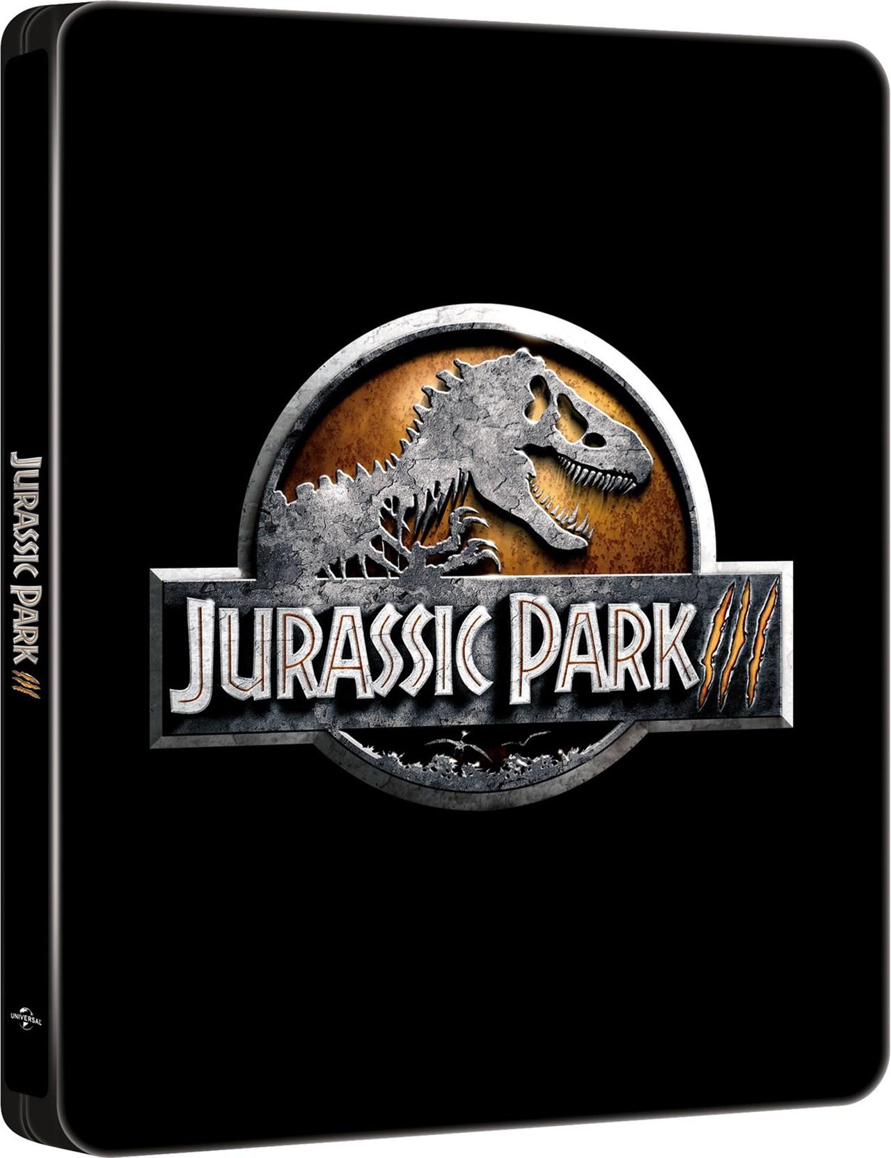 Jurassic Park 3 (hmv Exclusive) - 1