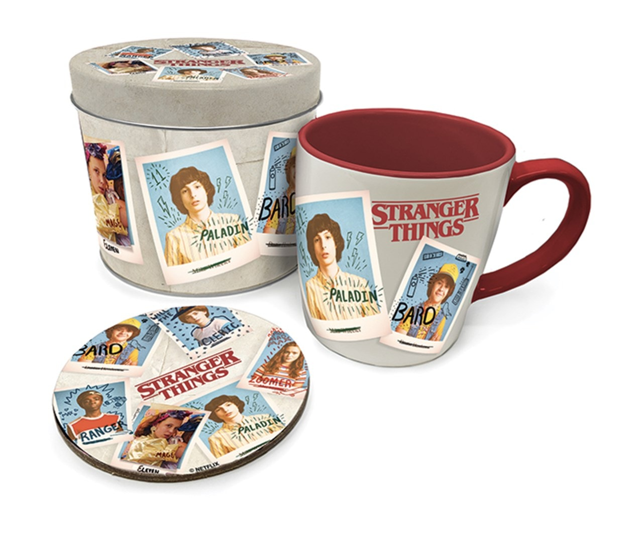 Stranger Things Mug Gift Set in Tin - 1