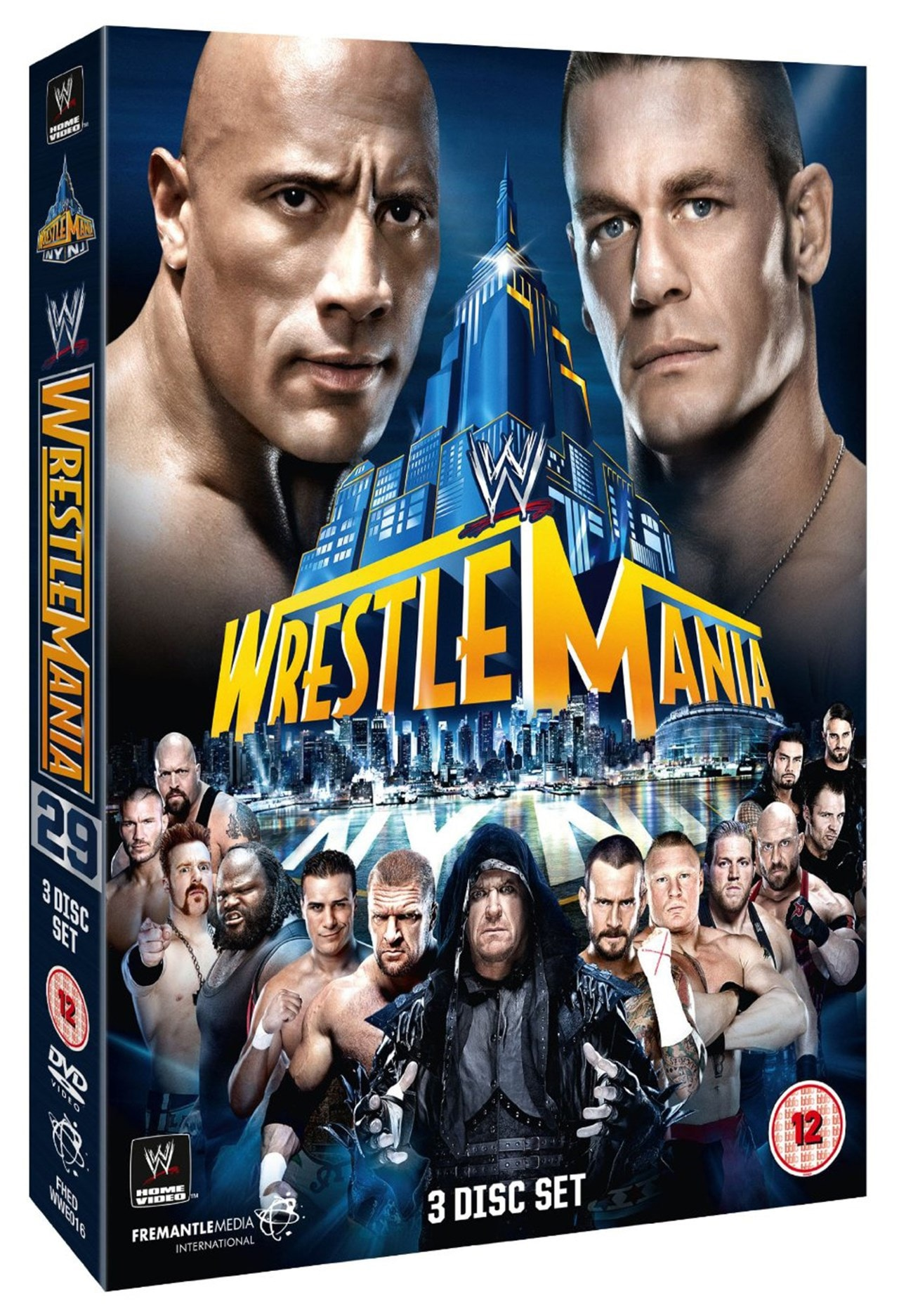 WWE: WrestleMania 29 - 2