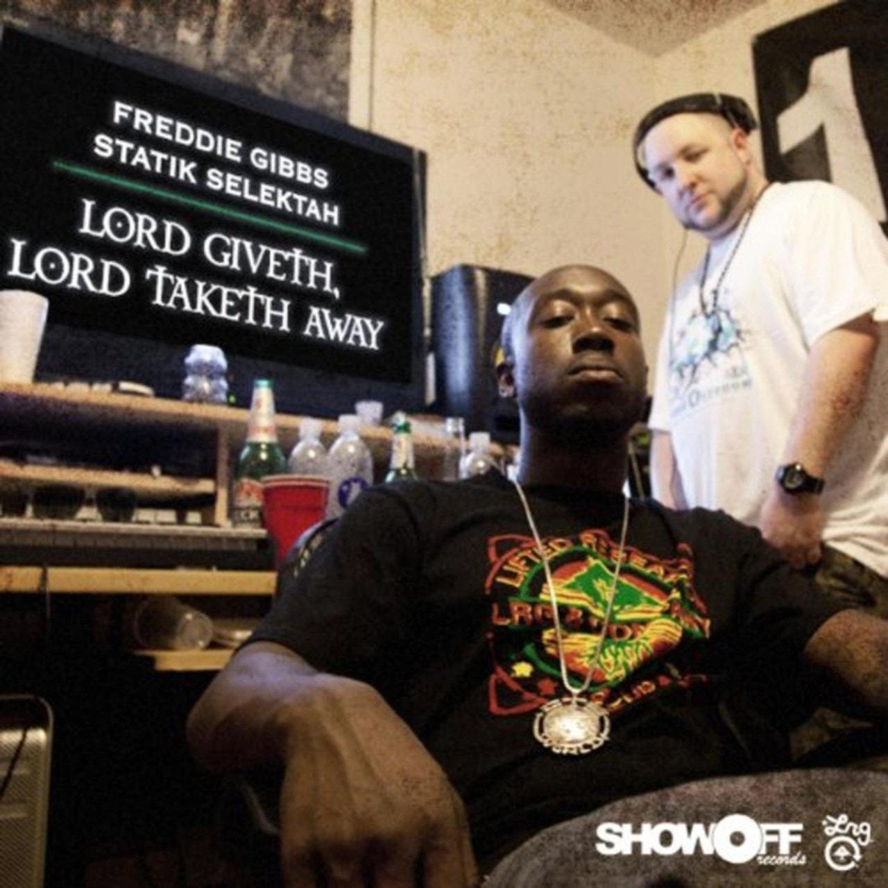 Lord Giveth, Lord Taketh Away - 1