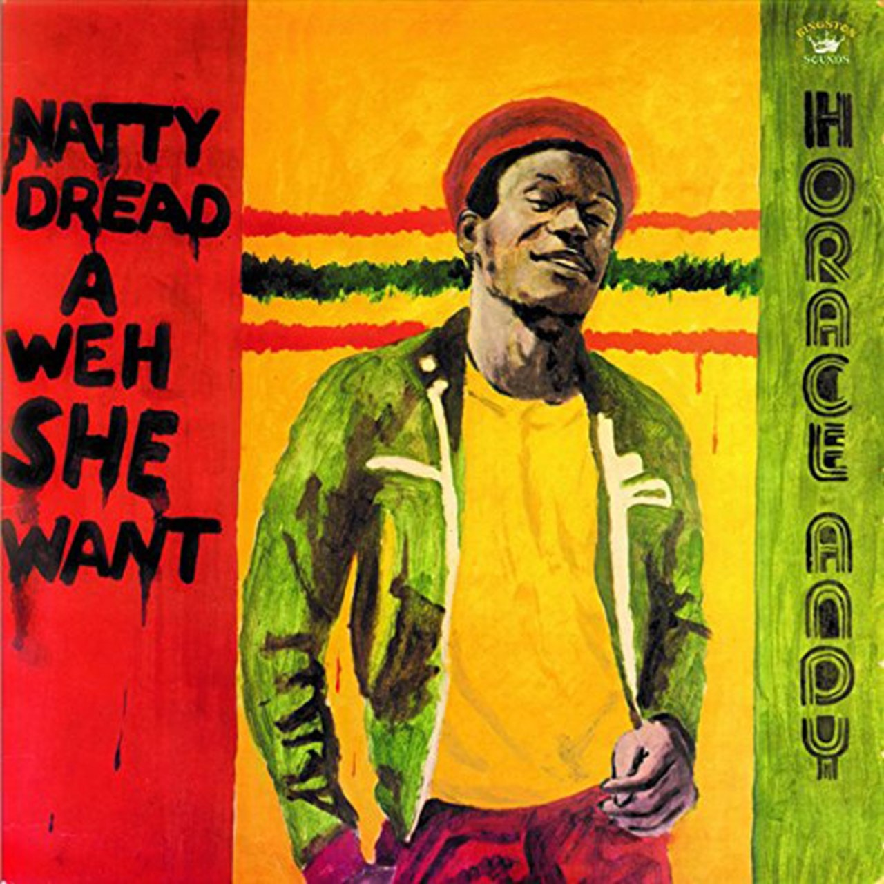 Natty Dread a Weh She Want - 1