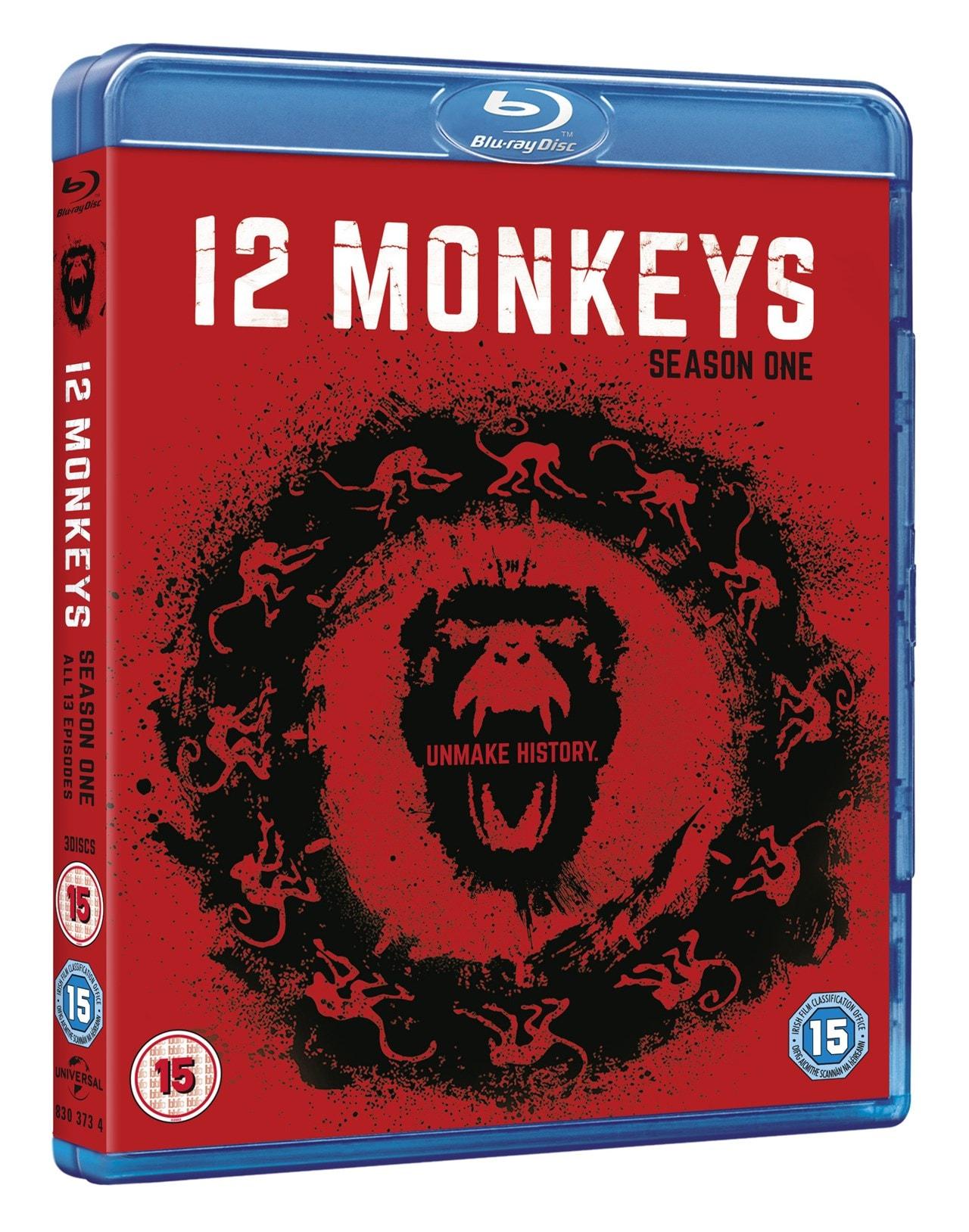 12 Monkeys: Season 1 - 2