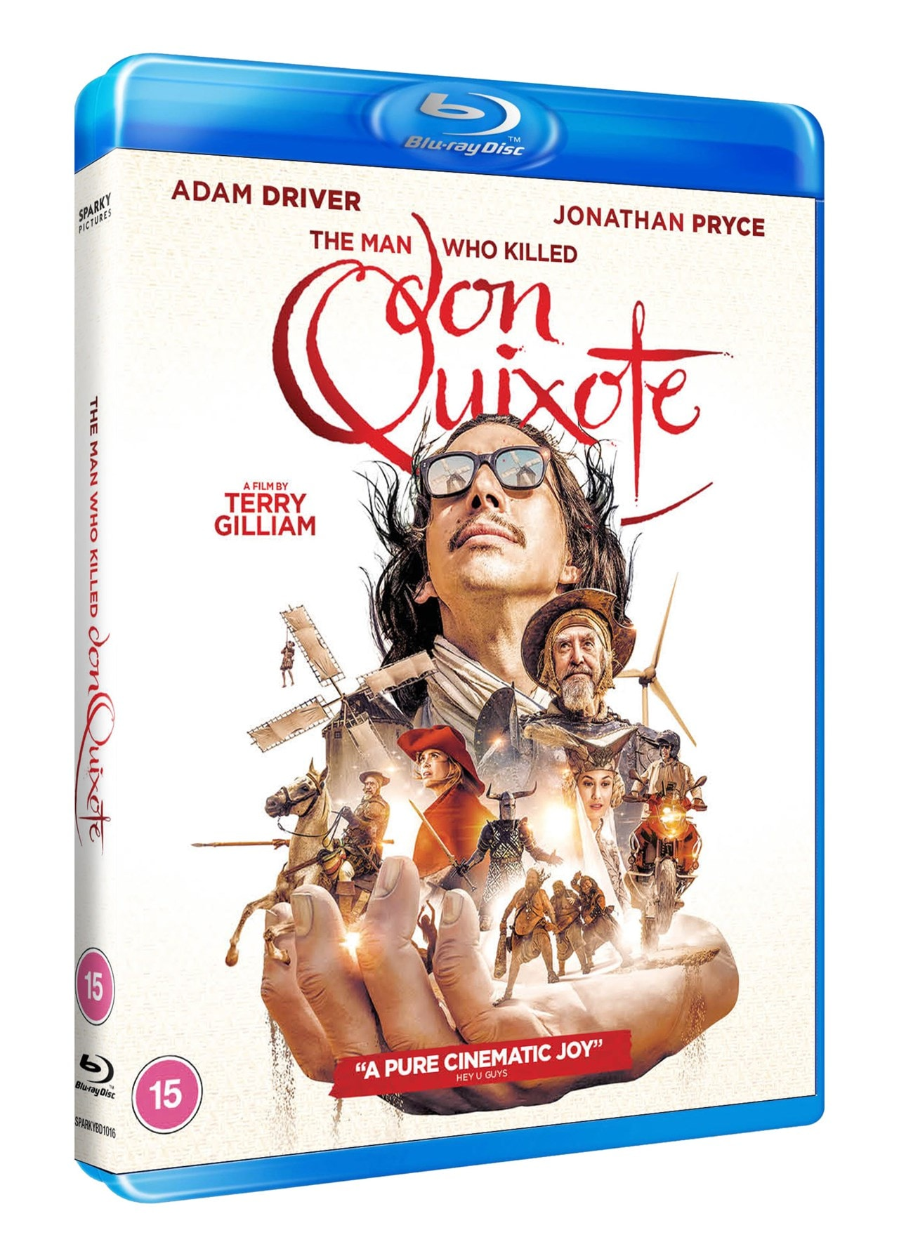 The Man Who Killed Don Quixote - 2