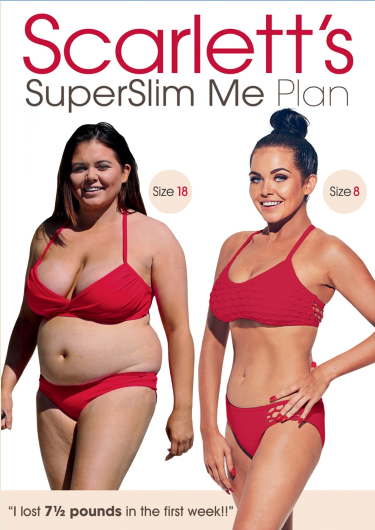 Scarlett's Superslim Me Plan - 1