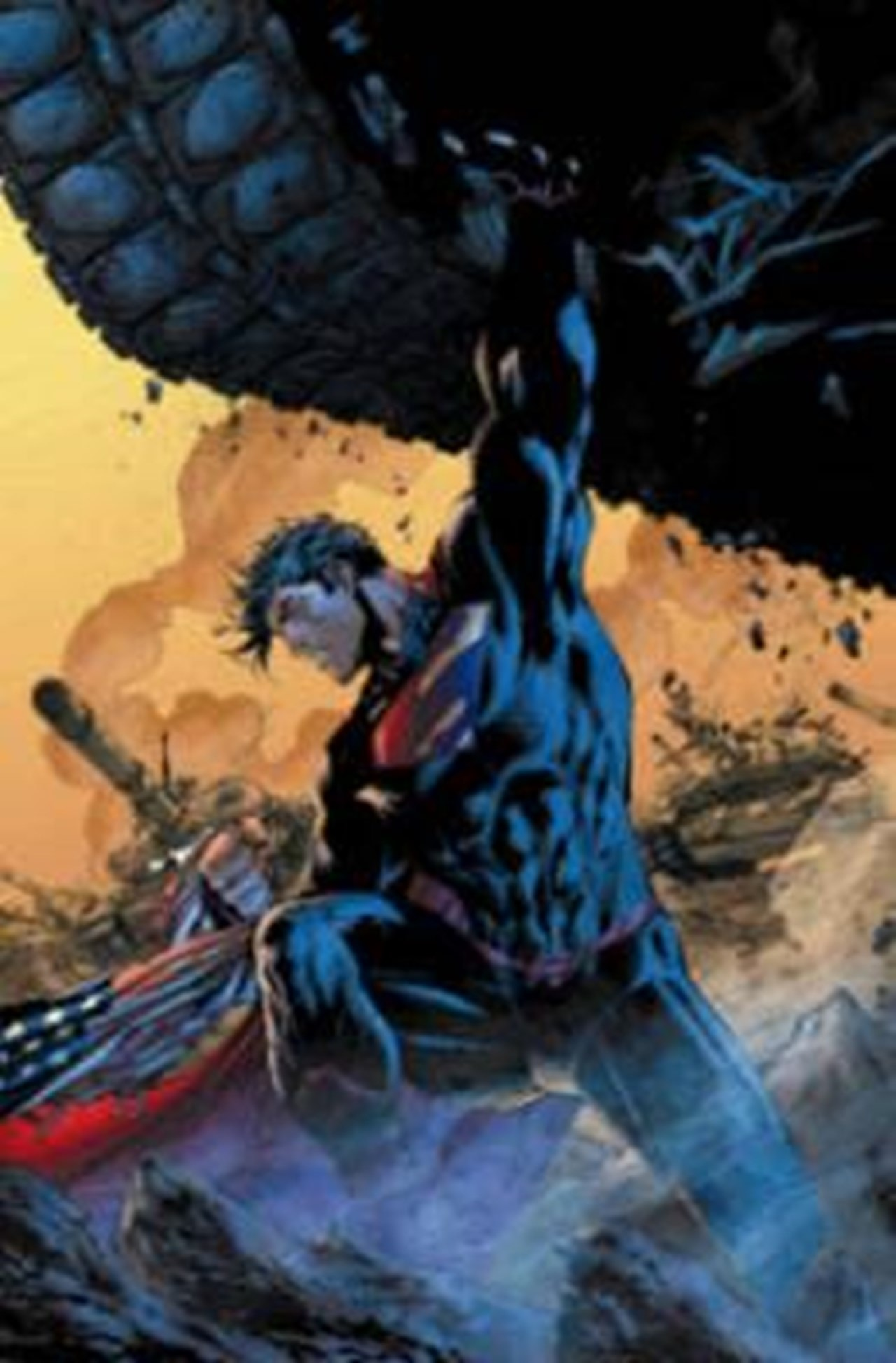 Superman: Unchained - 1