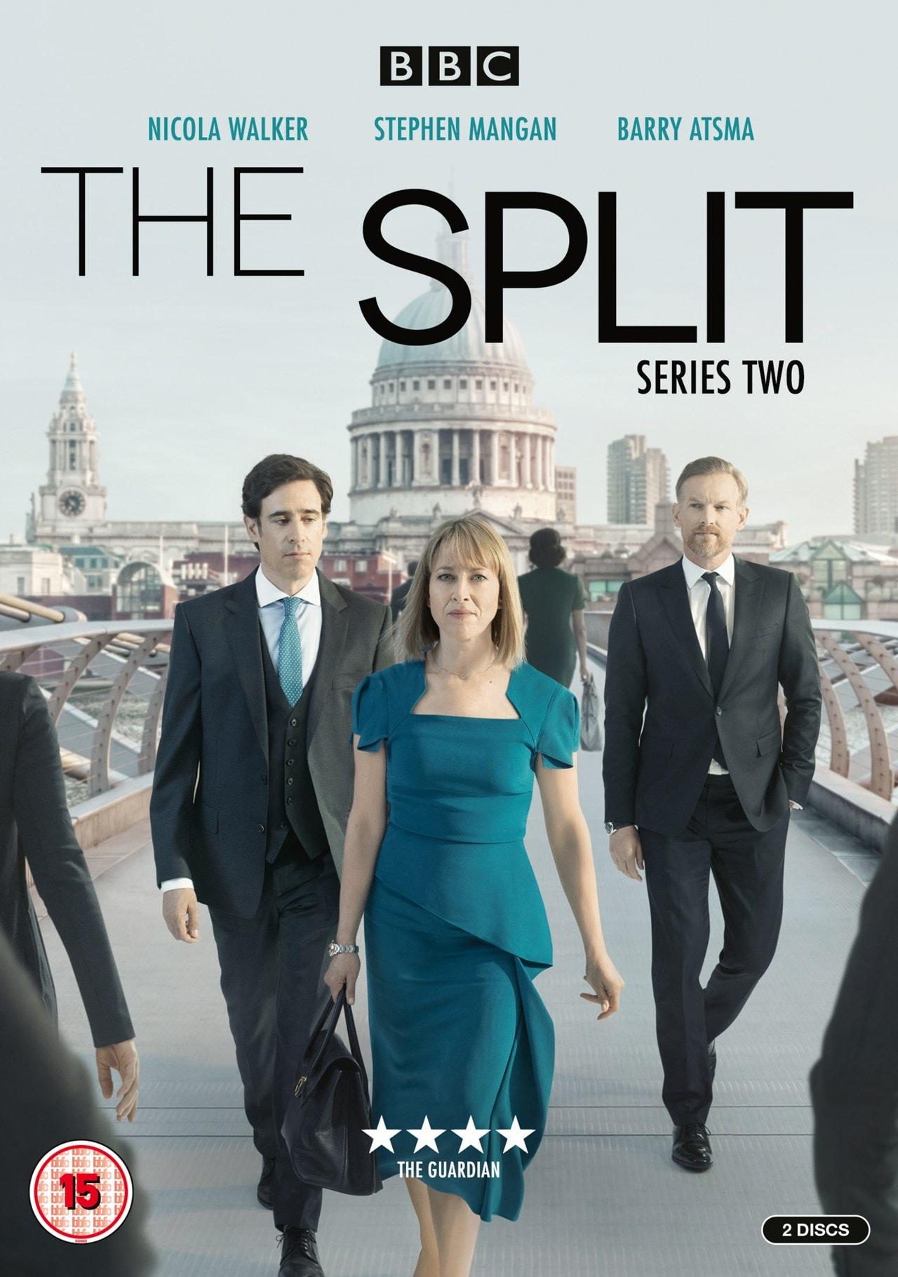 The Split: Series Two - 1