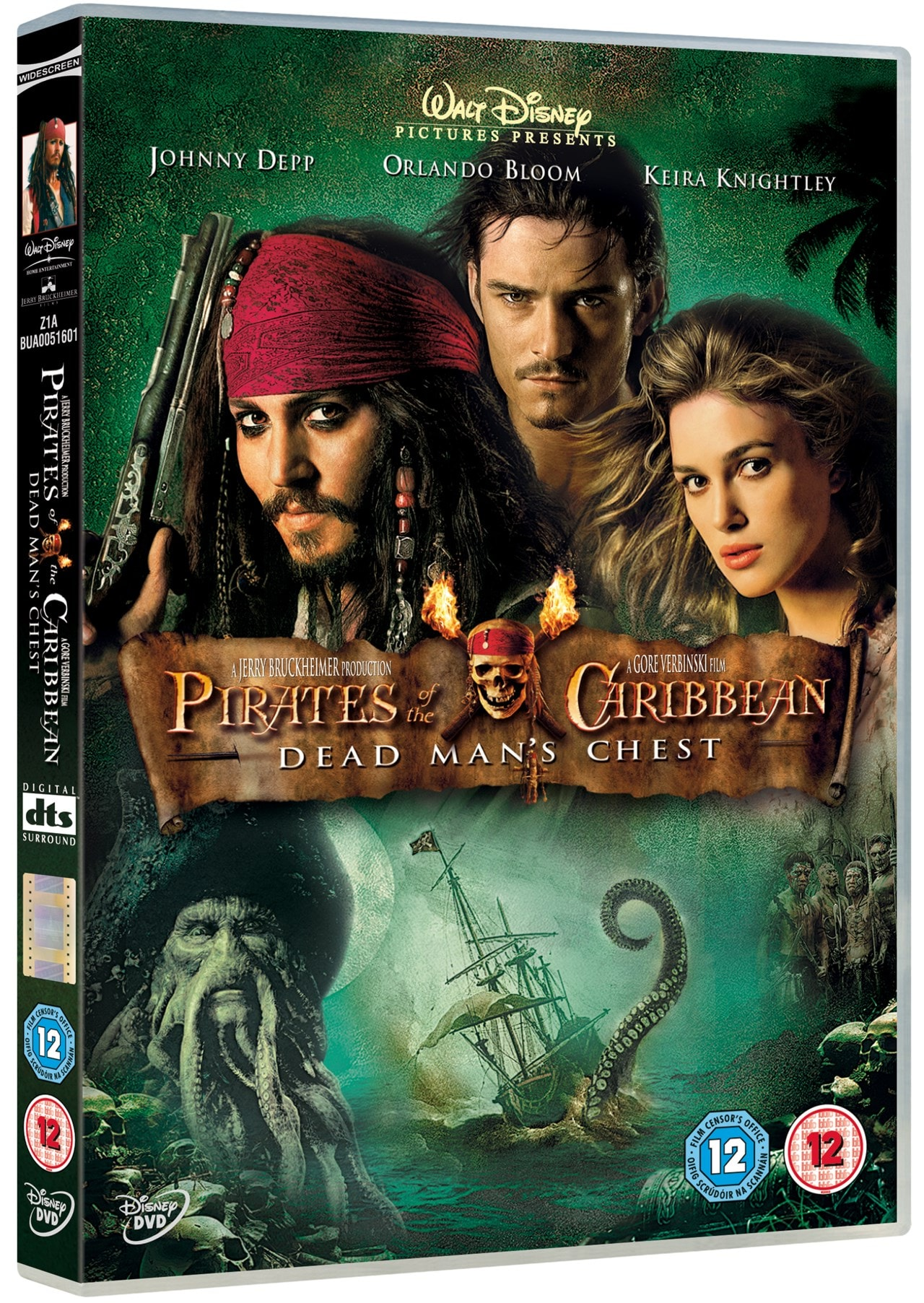 Pirates of the Caribbean: Dead Man's Chest - 4