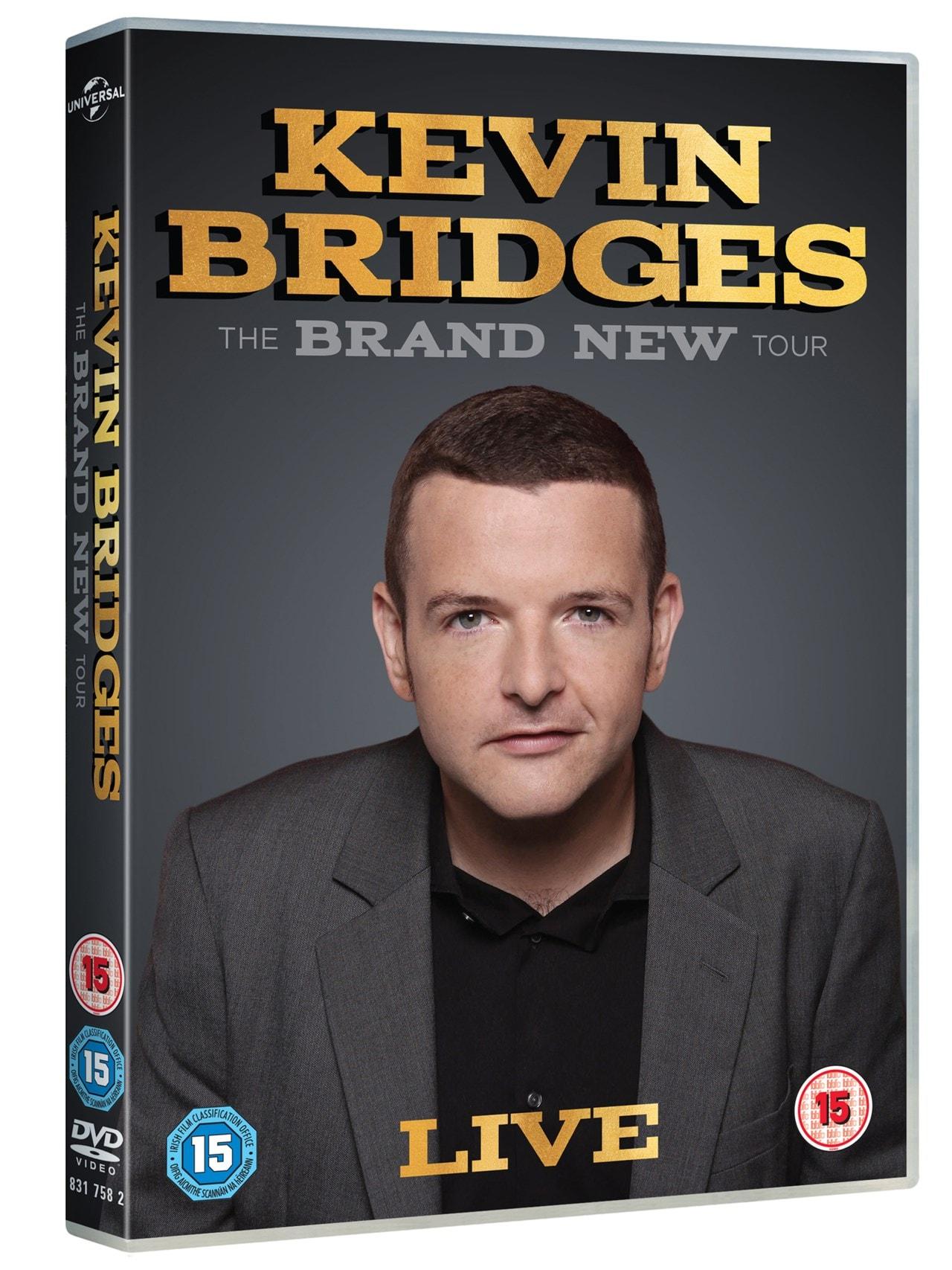 Kevin Bridges: The Brand New Tour - Live - 2