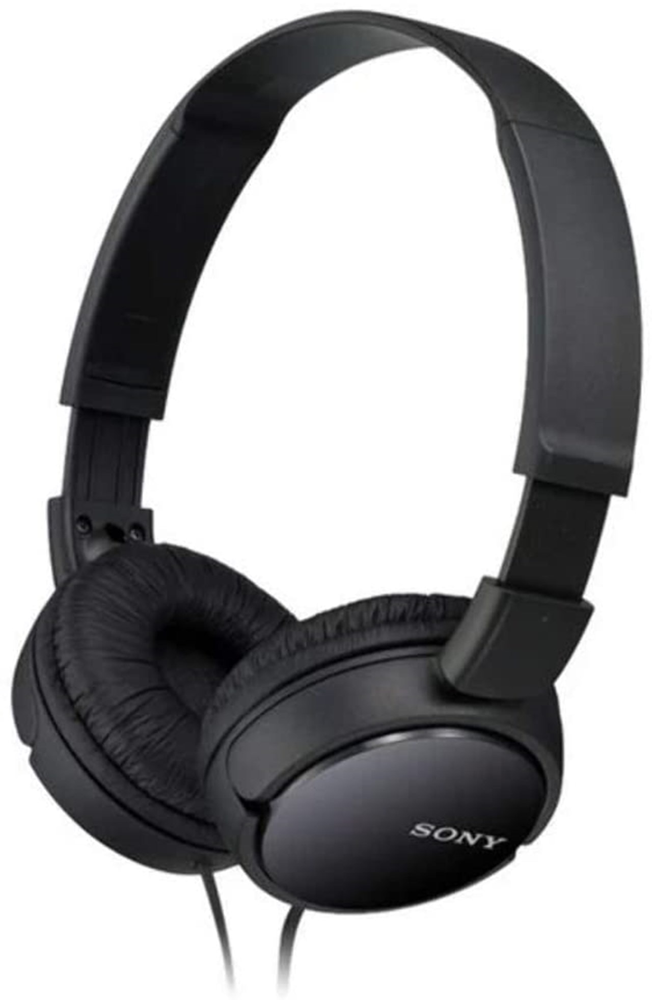 Sony MDRZX110 Black Headphones - 1