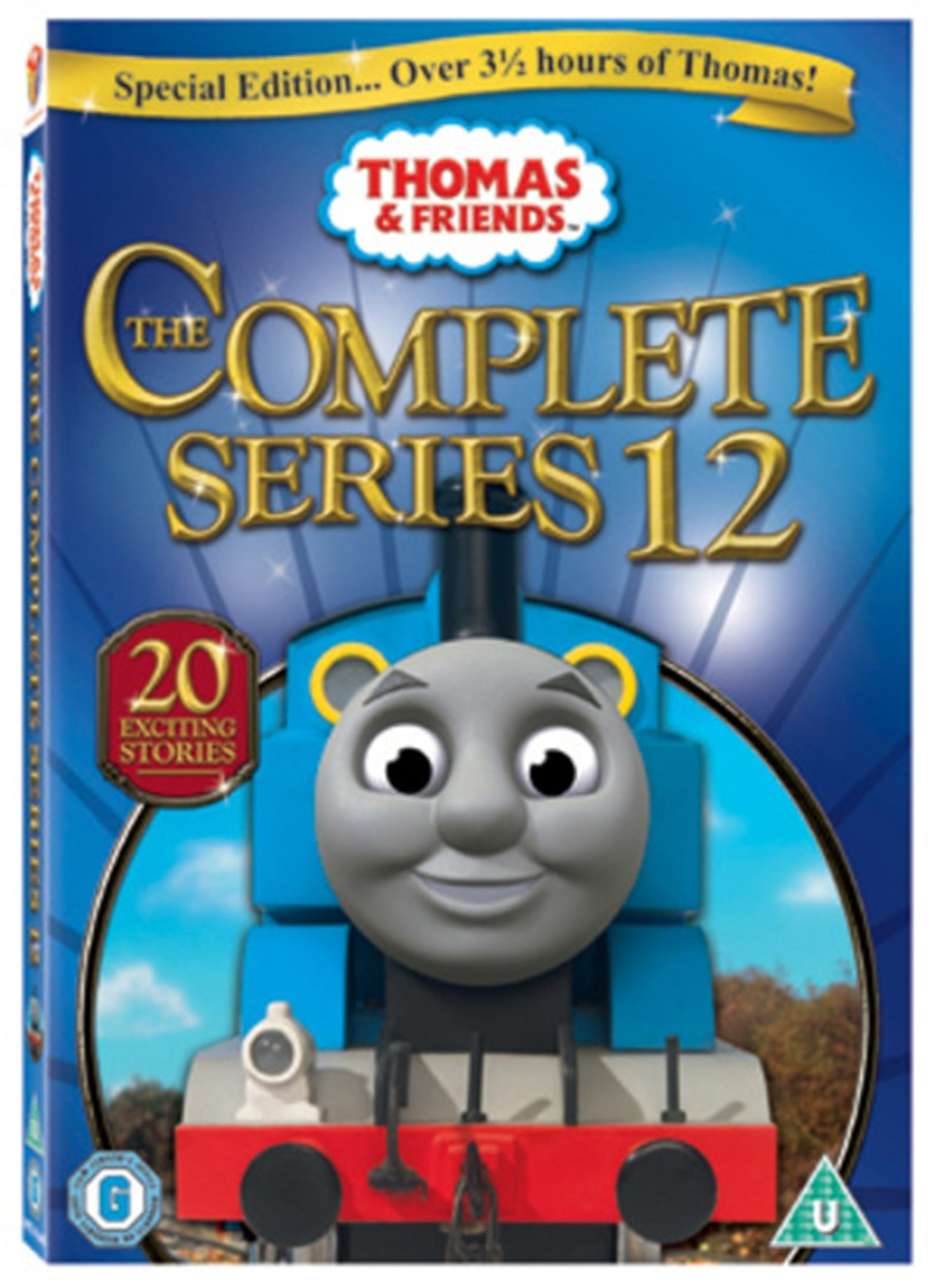 Thomas & Friends: The Complete Series 12 - 1