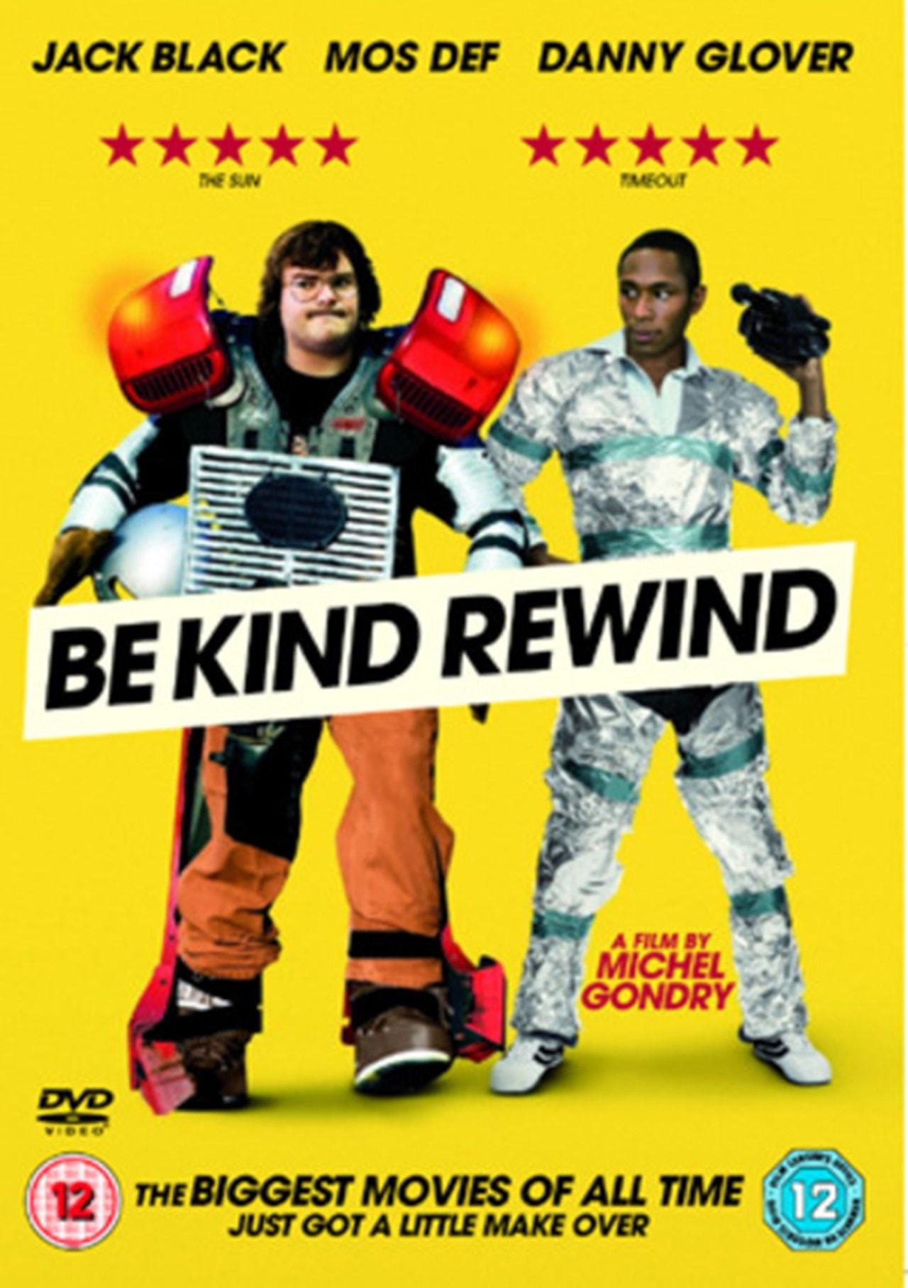 Be Kind Rewind - 1