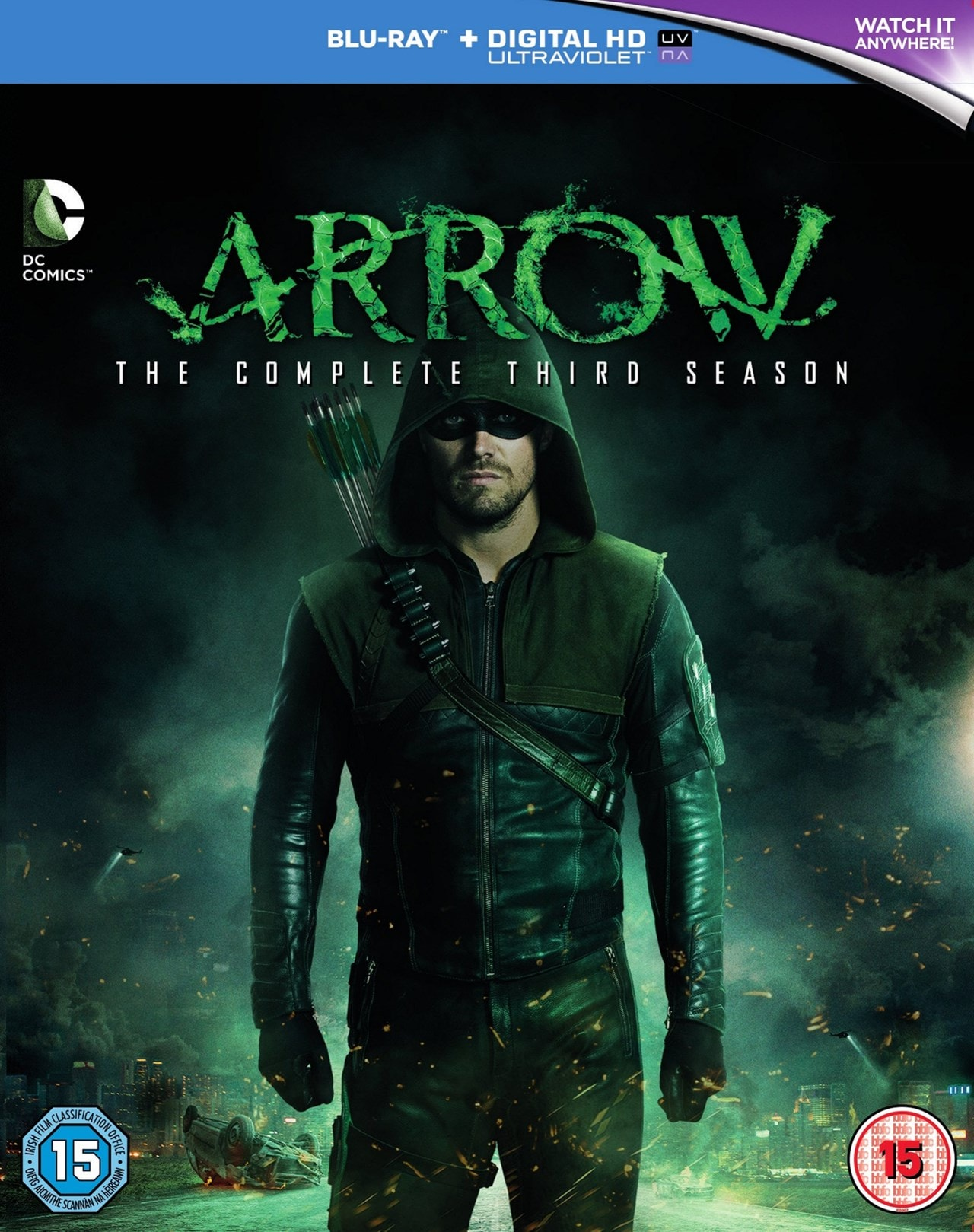 Arrow: The Complete Third Season - 1