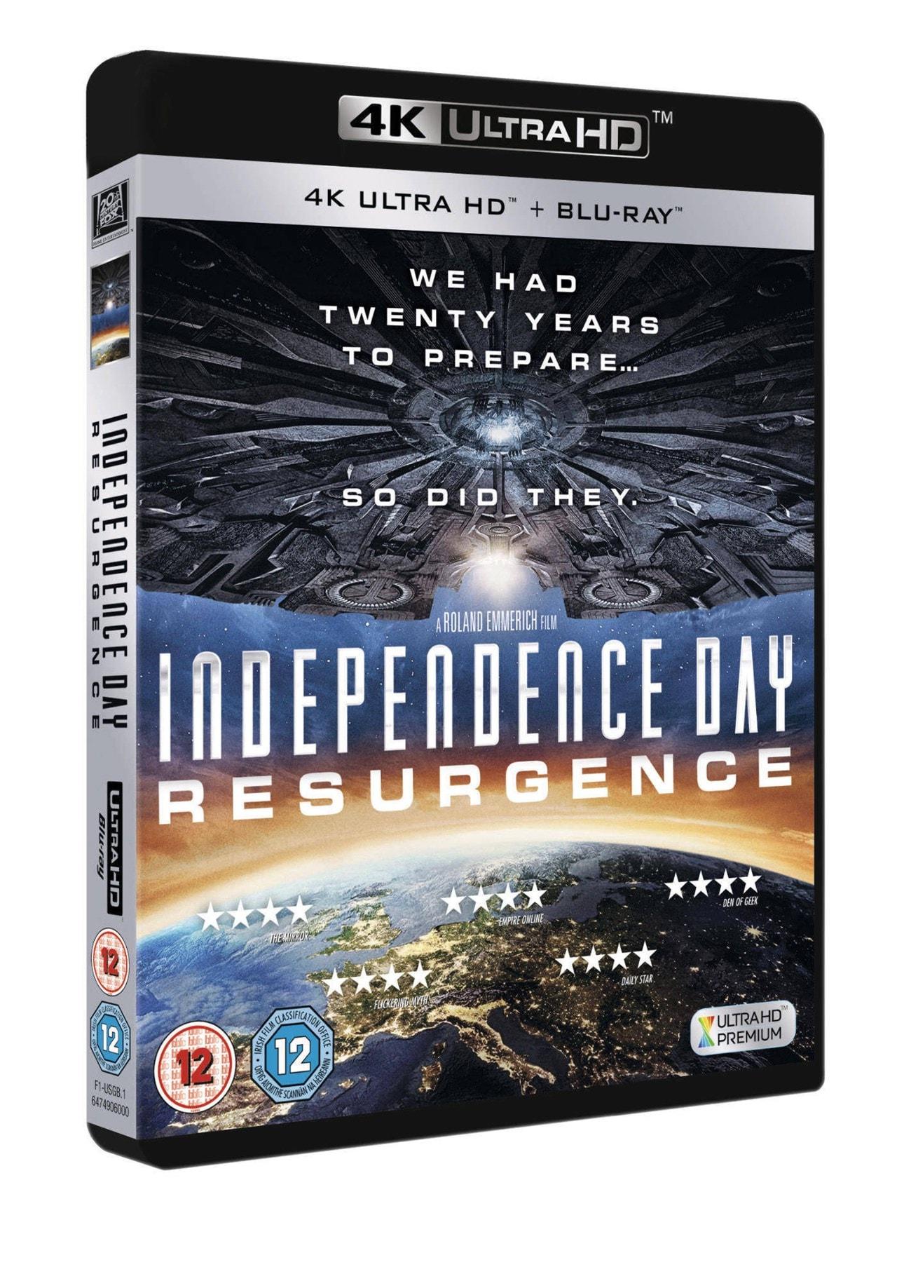 Independence Day: Resurgence - 2