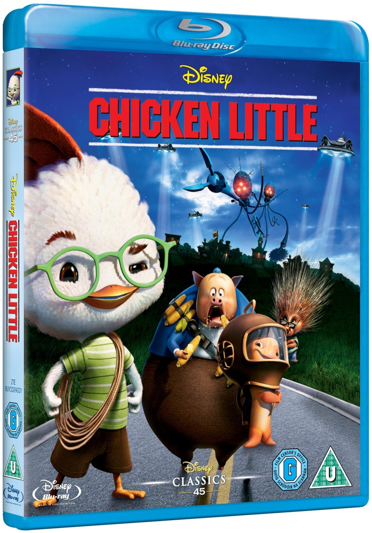Chicken Little - 4