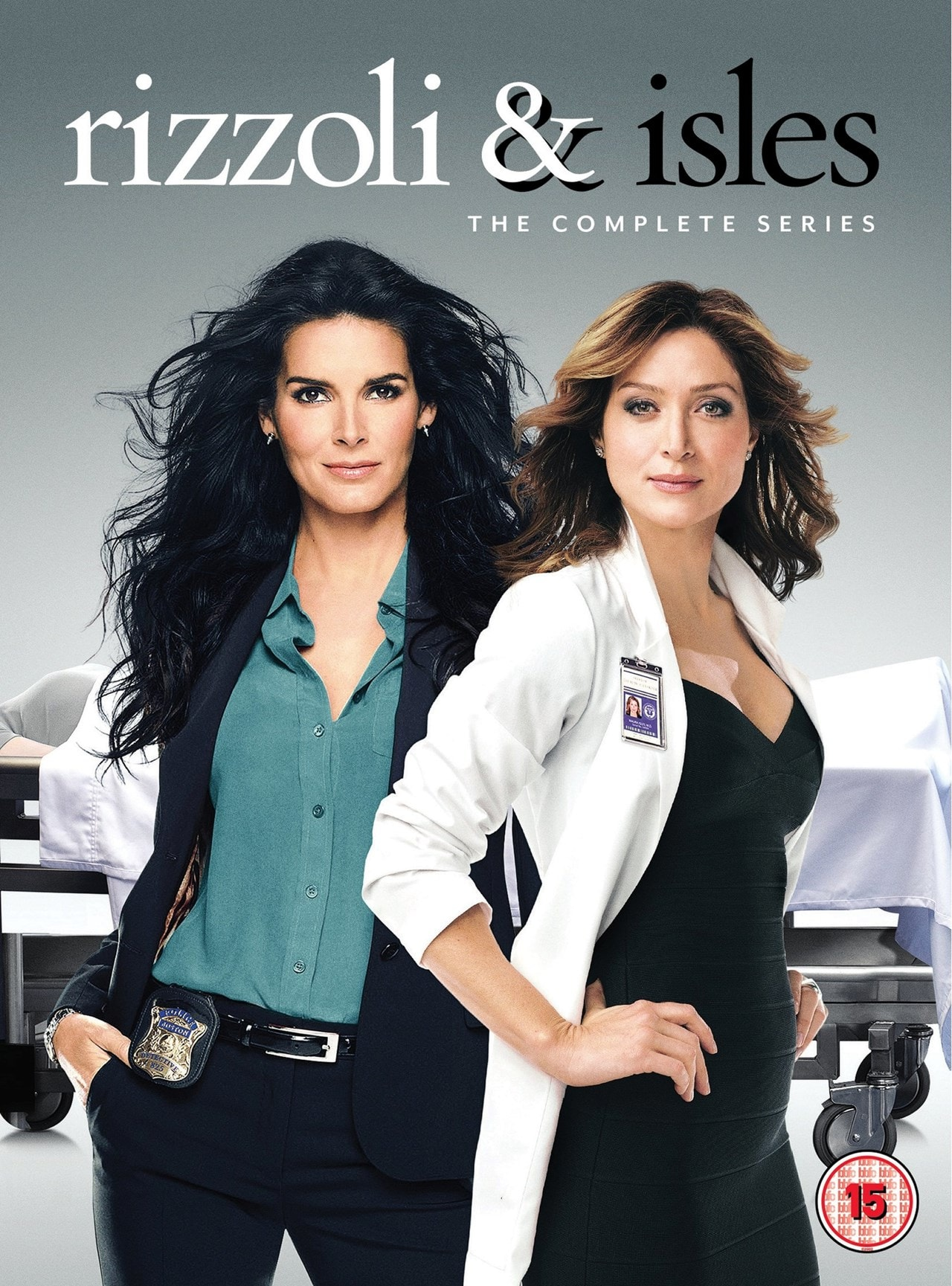 Rizzoli & Isles: The Complete Series - 1