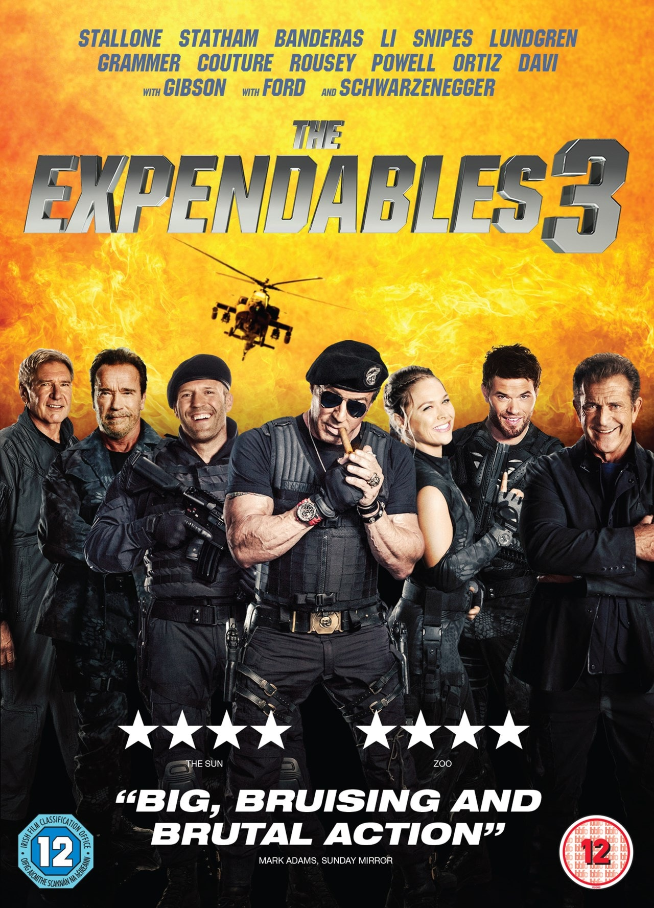 The Expendables 3 - 1
