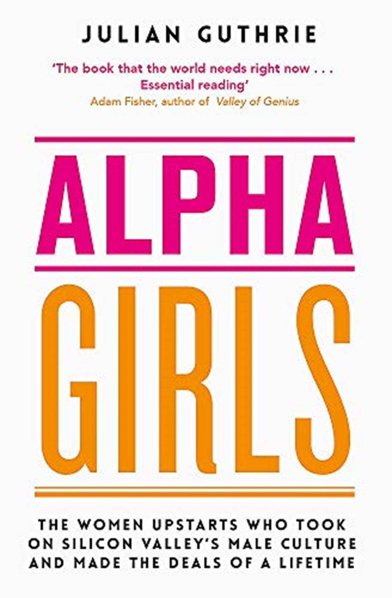 Alpha Girls - 1