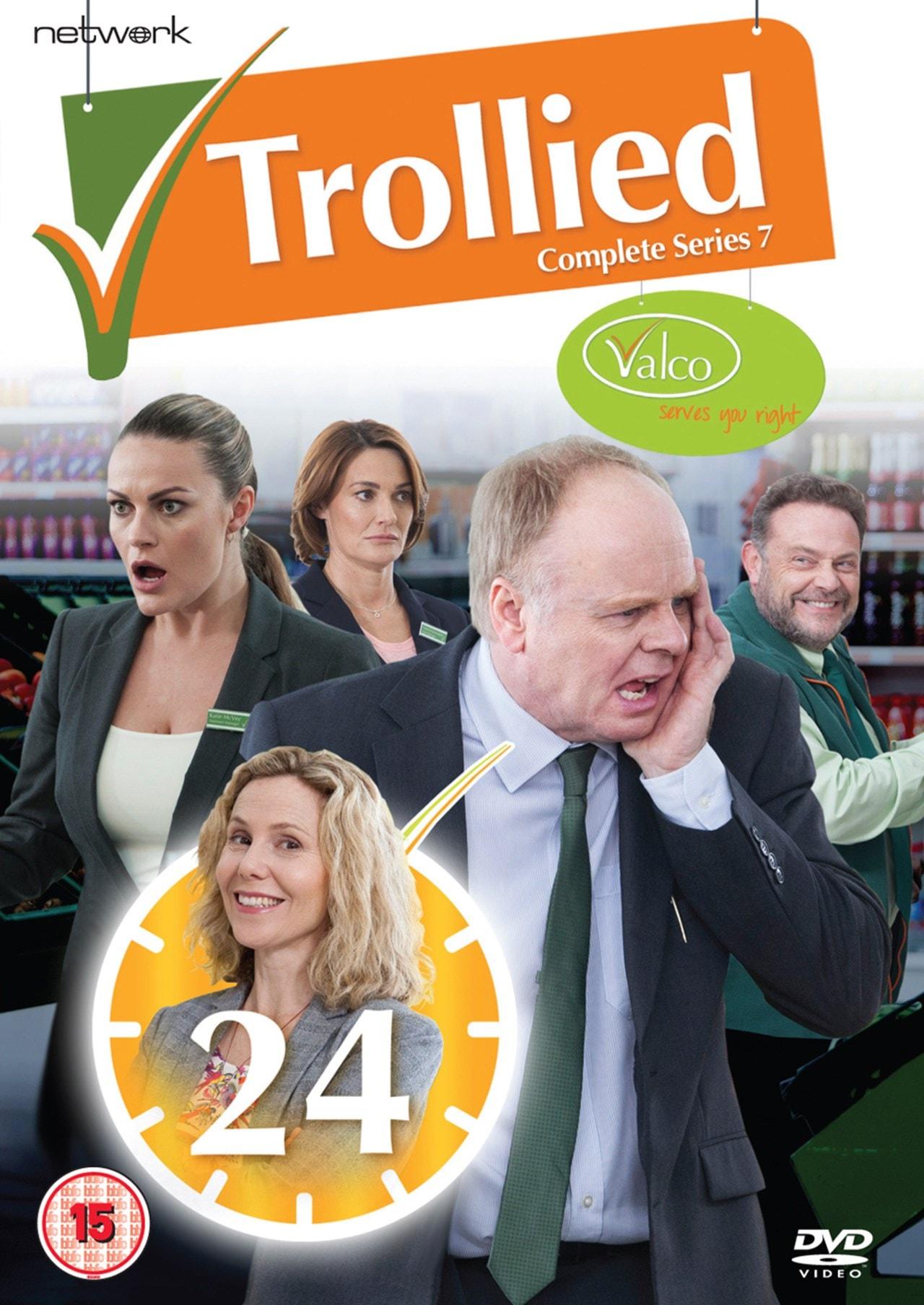 Trollied: Series 7 - 1