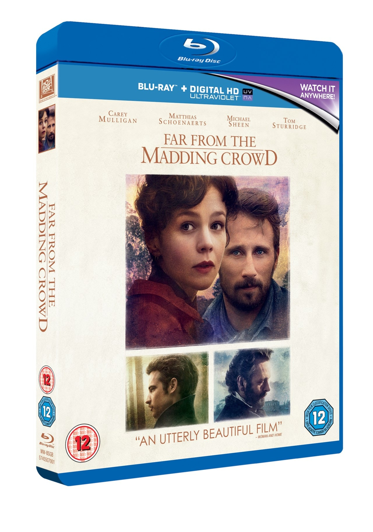 Far from the Madding Crowd - 1