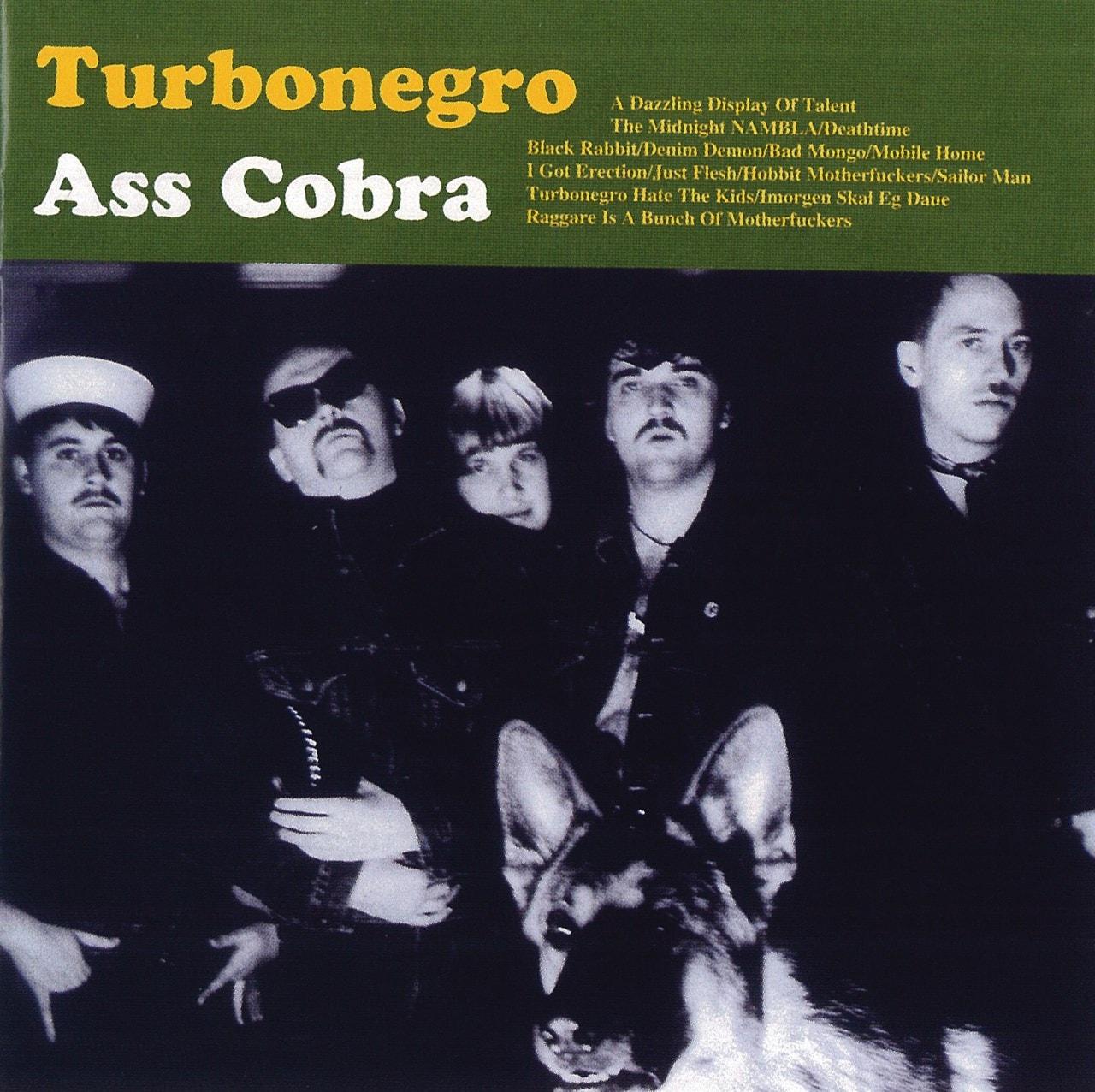 Ass Cobra - 1