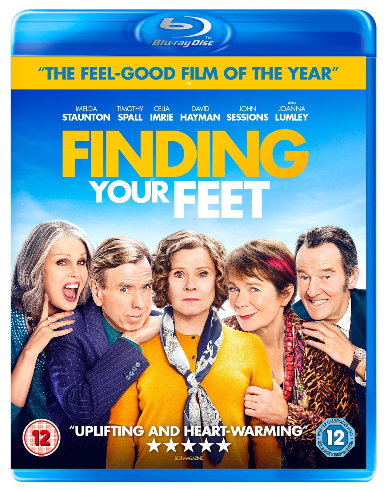 Finding Your Feet - 1