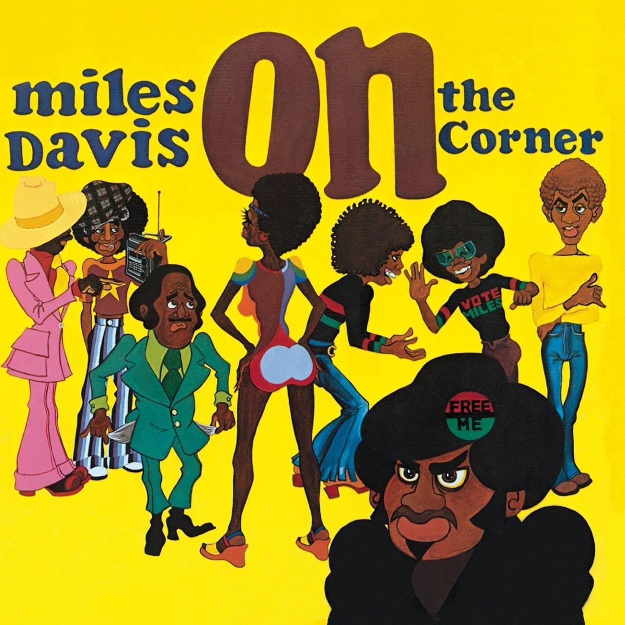 On the Corner - 1
