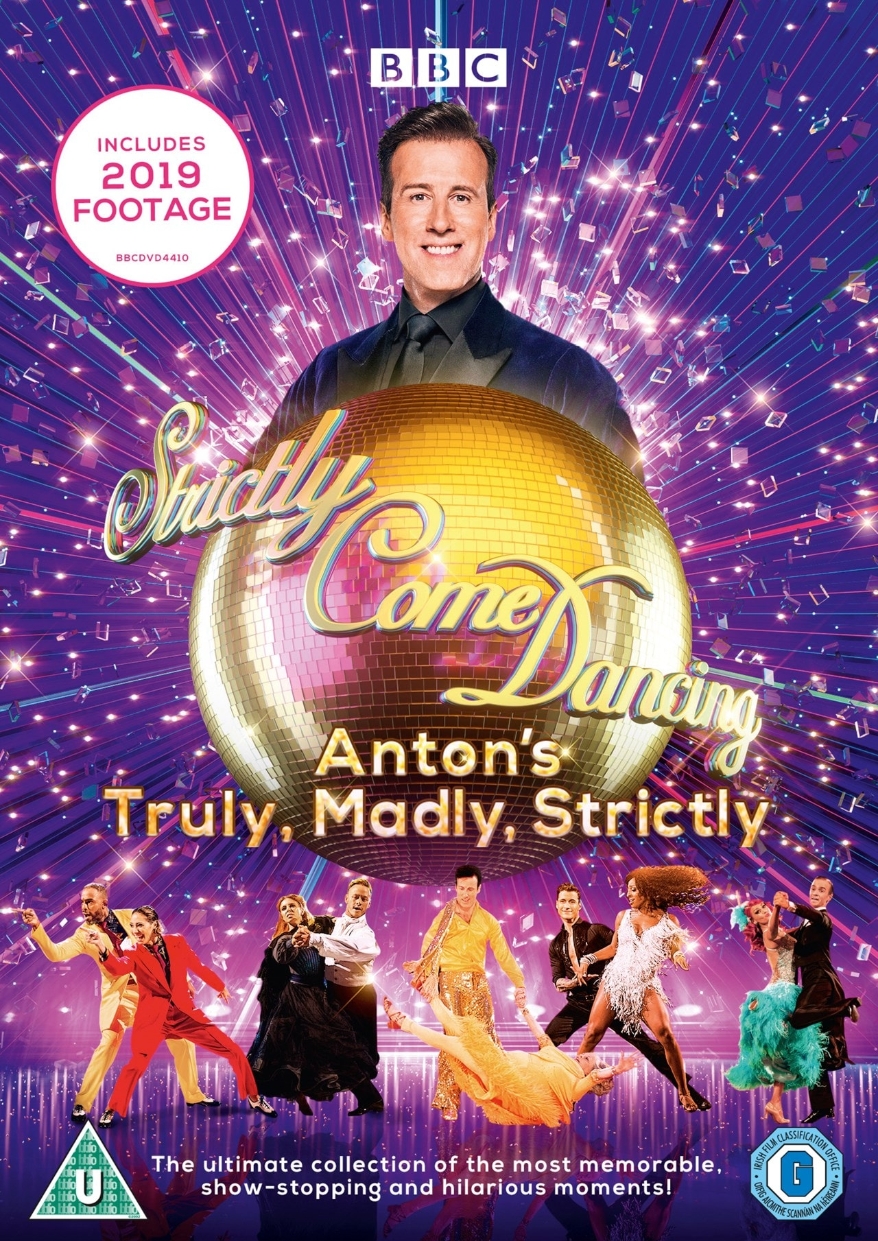 Strictly Come Dancing: Anton's Truly, Madly, Strictly - 1