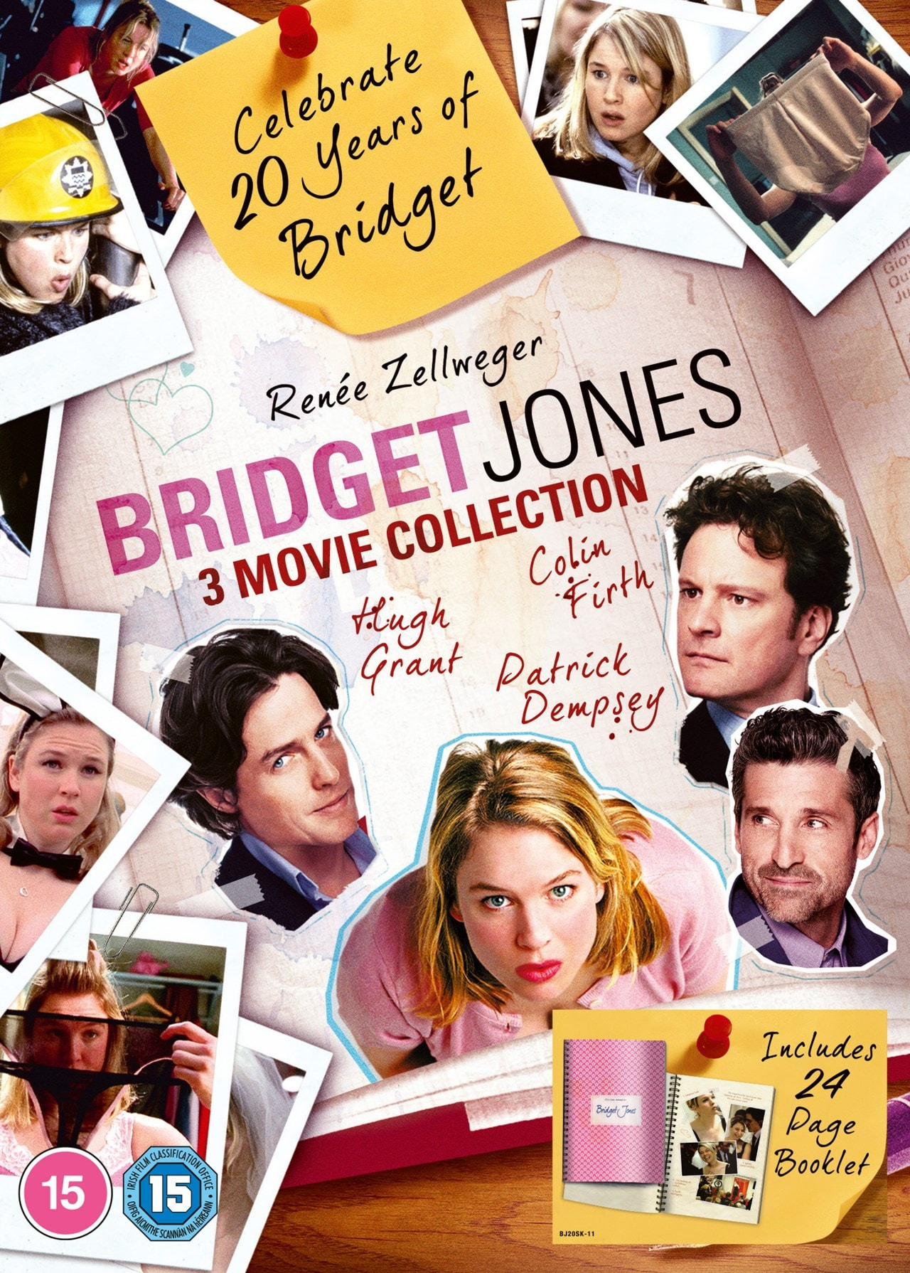 Bridget Jones's Diary/The Edge of Reason/Bridget Jones's Baby - 1