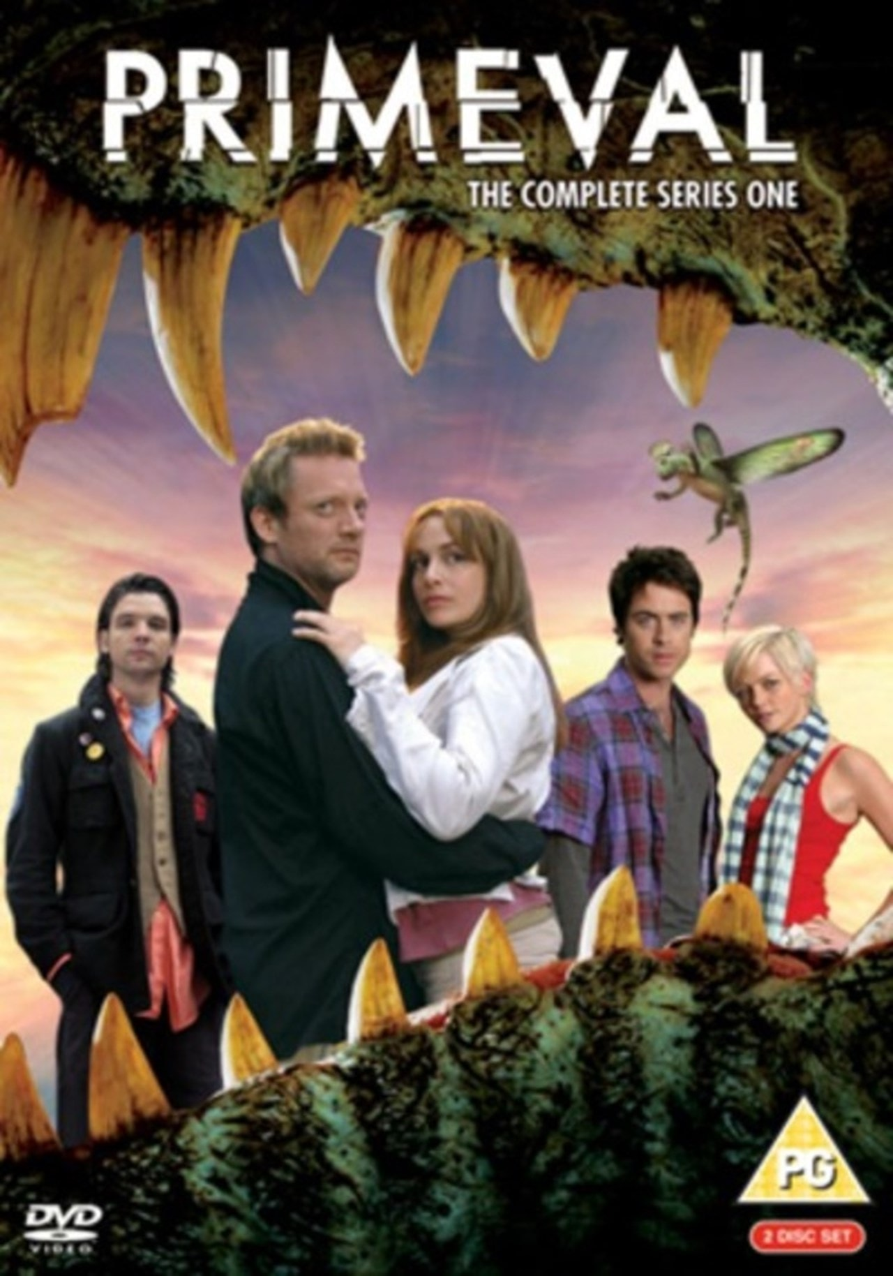 Primeval: The Complete Series 1 - 1