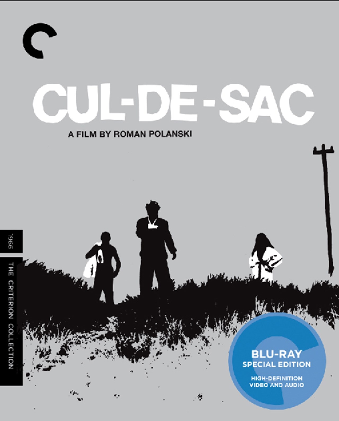 Cul-de-sac - The Criterion Collection - 1