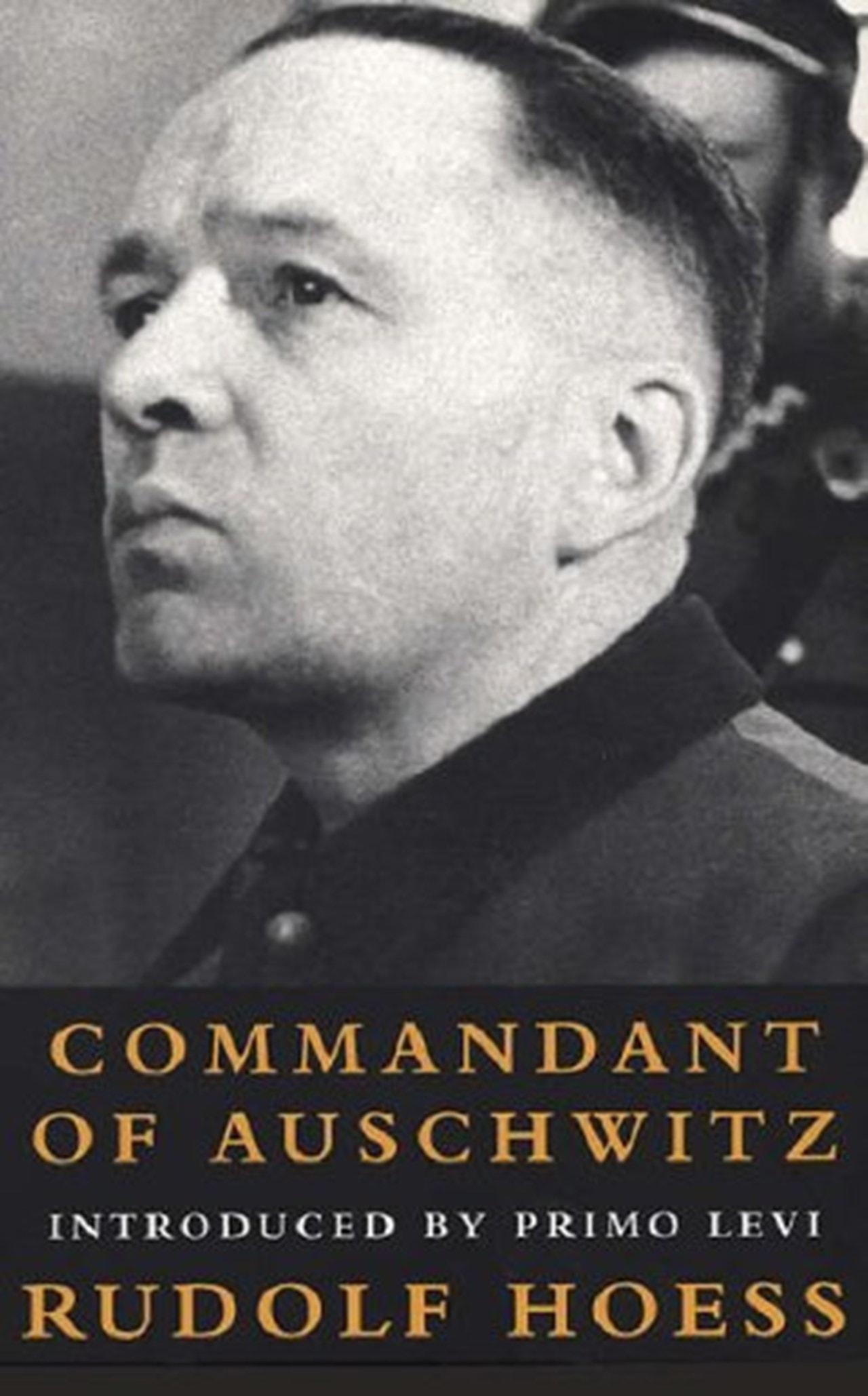 Commandant Of Auschwitz - 1